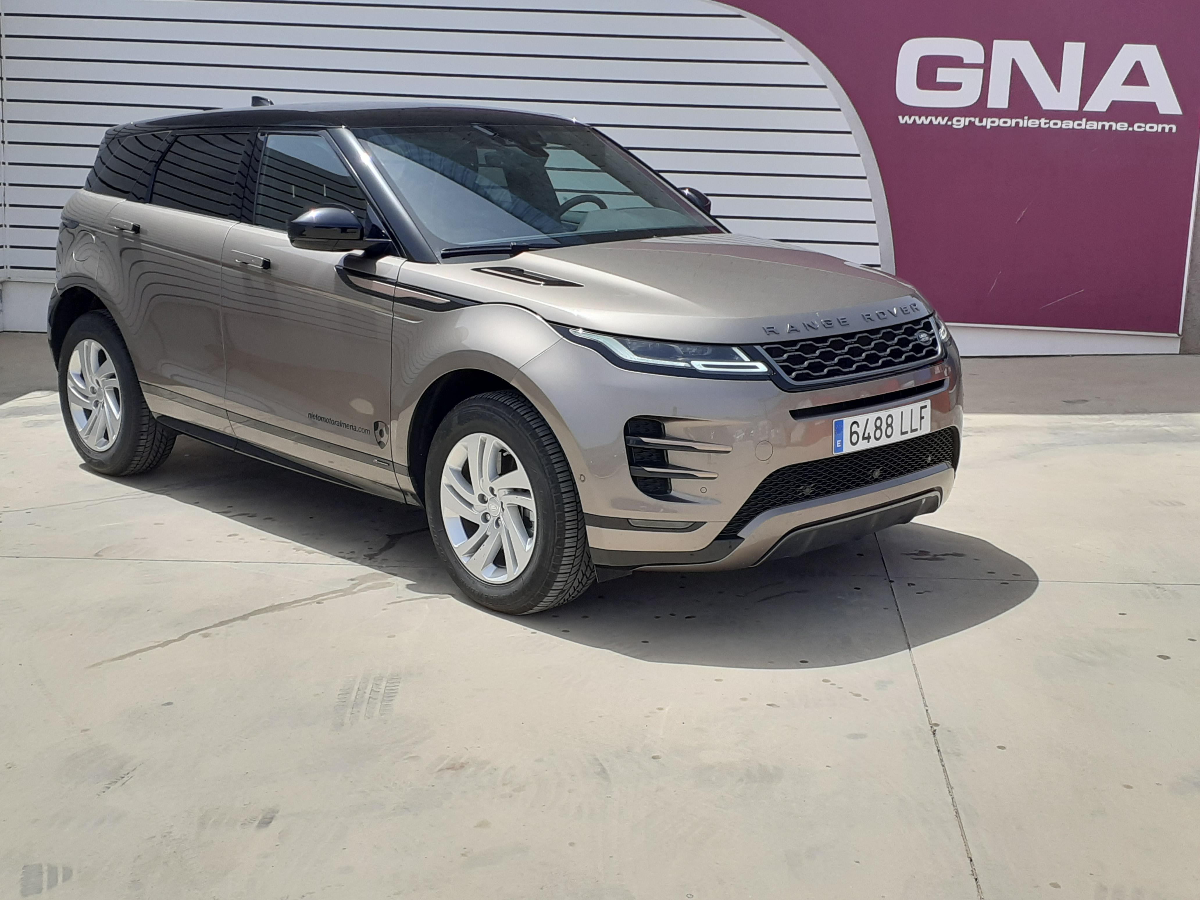 Land Rover Range Rover Evoque ocasión segunda mano 2020 Diésel por 45.800€ en Málaga