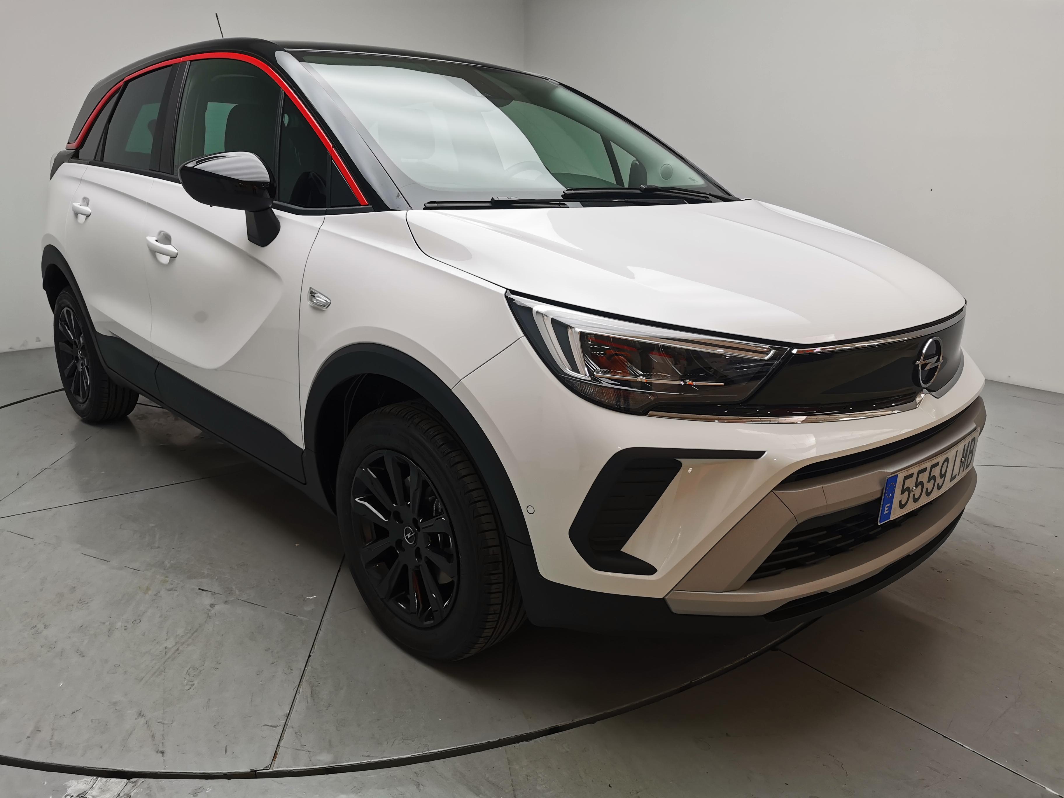 Opel CrossLand ocasión segunda mano 2020 Gasolina por 20.500€ en Málaga