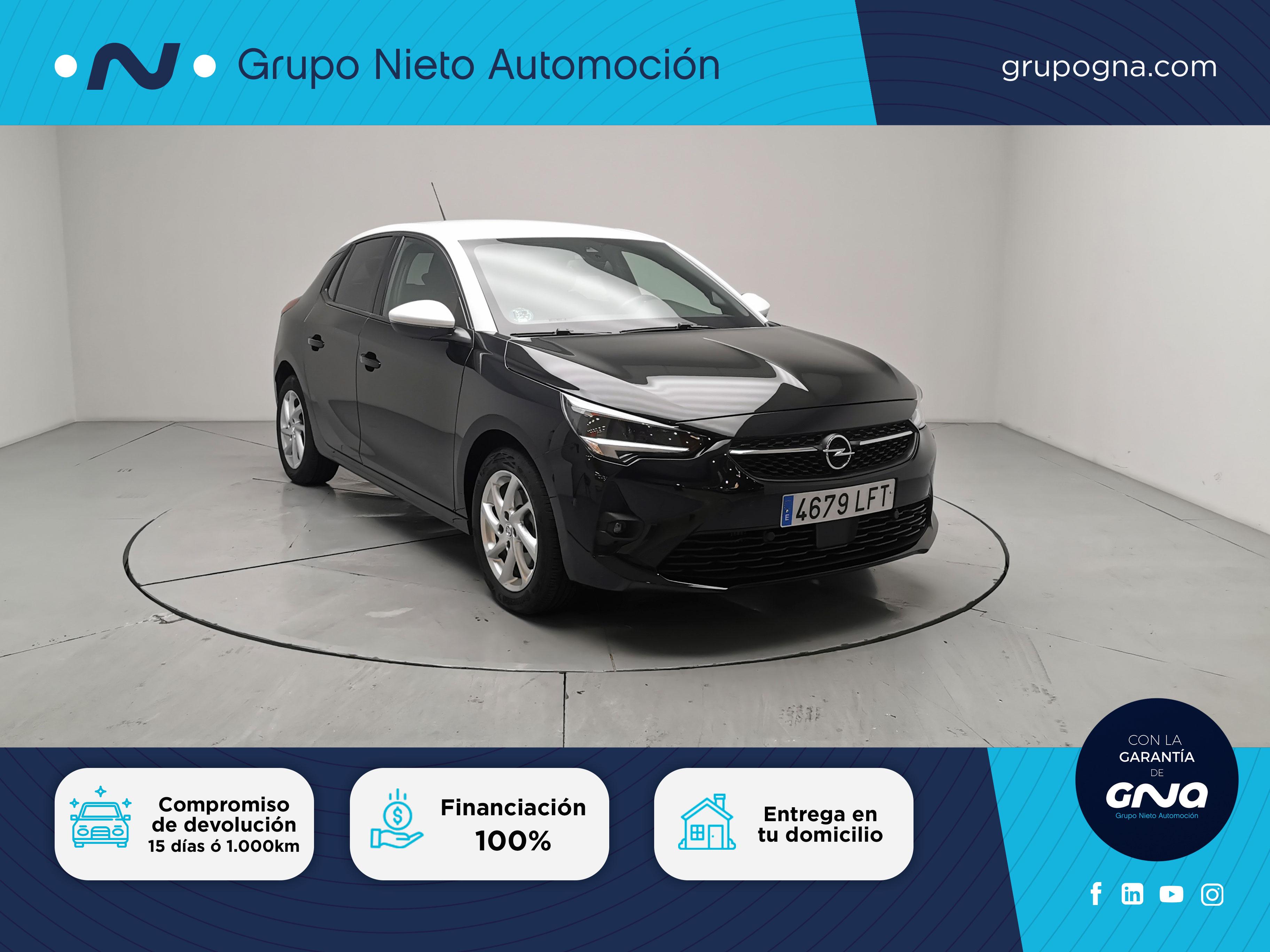 Opel Corsa ocasión segunda mano 2020 Gasolina por 15.990€ en Málaga