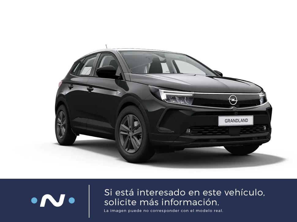 Opel Grandland X ocasión segunda mano 2021 Gasolina por 28.500€ en Málaga