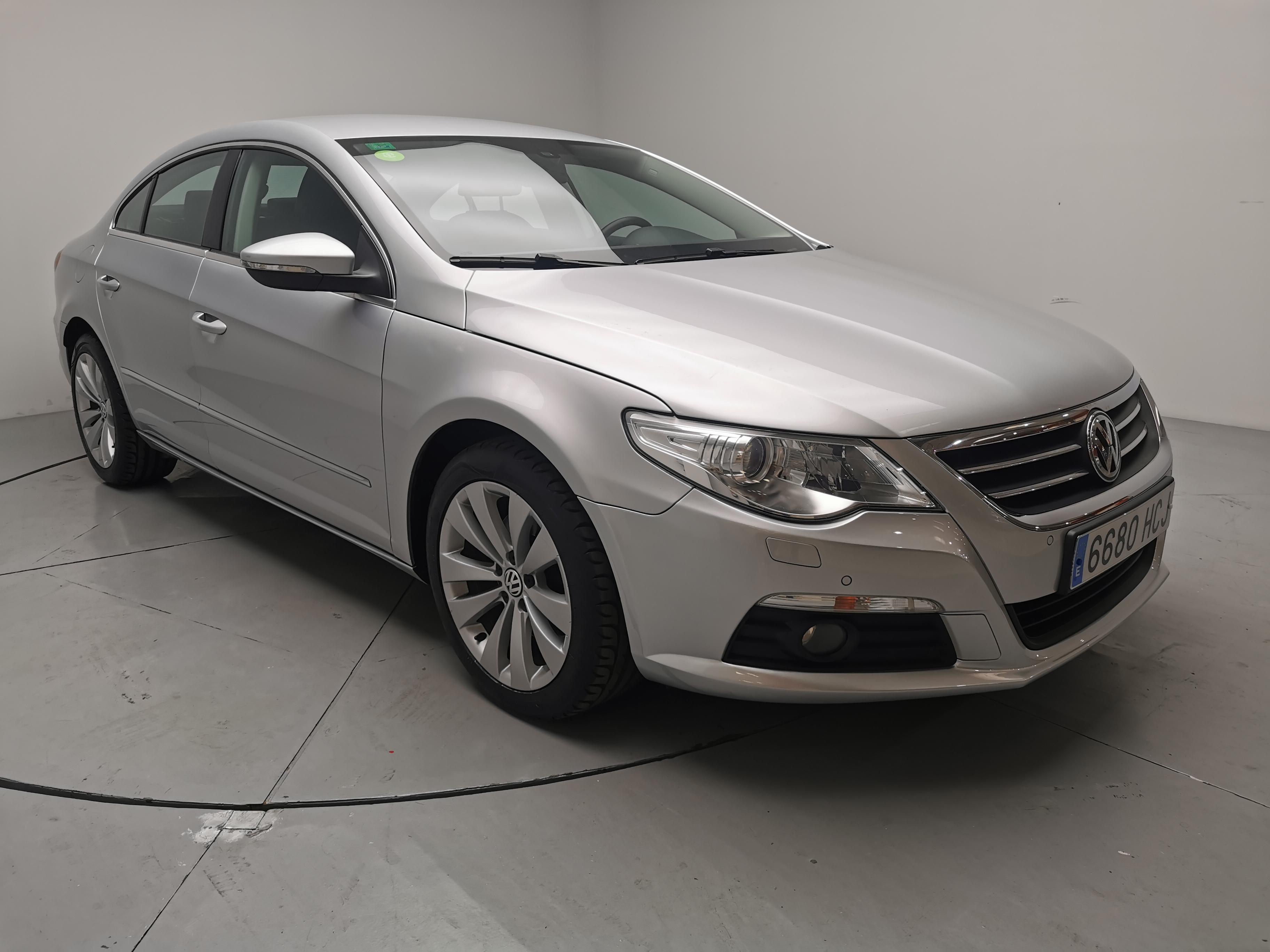 Volkswagen Passat CC ocasión segunda mano 2011 Diésel por 11.500€ en Málaga