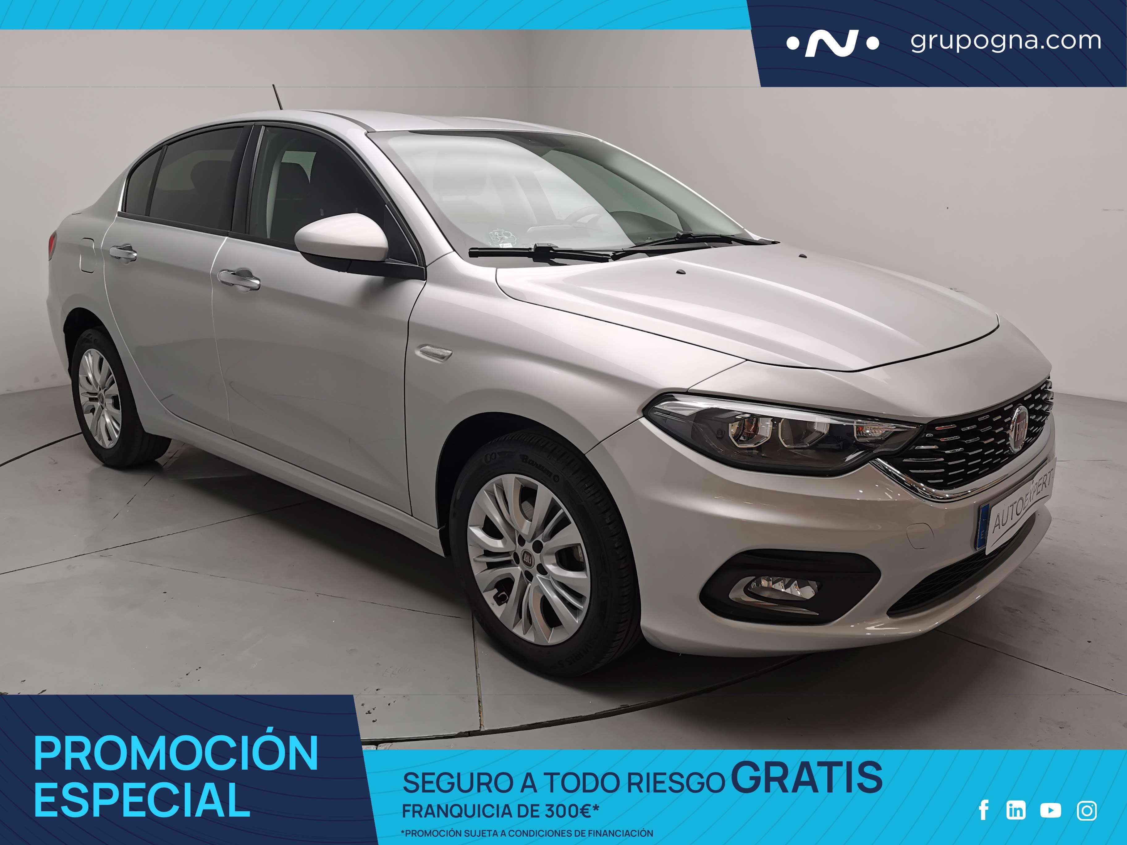 Fiat Tipo ocasión segunda mano 2019 Gasolina por 10.700€ en Málaga