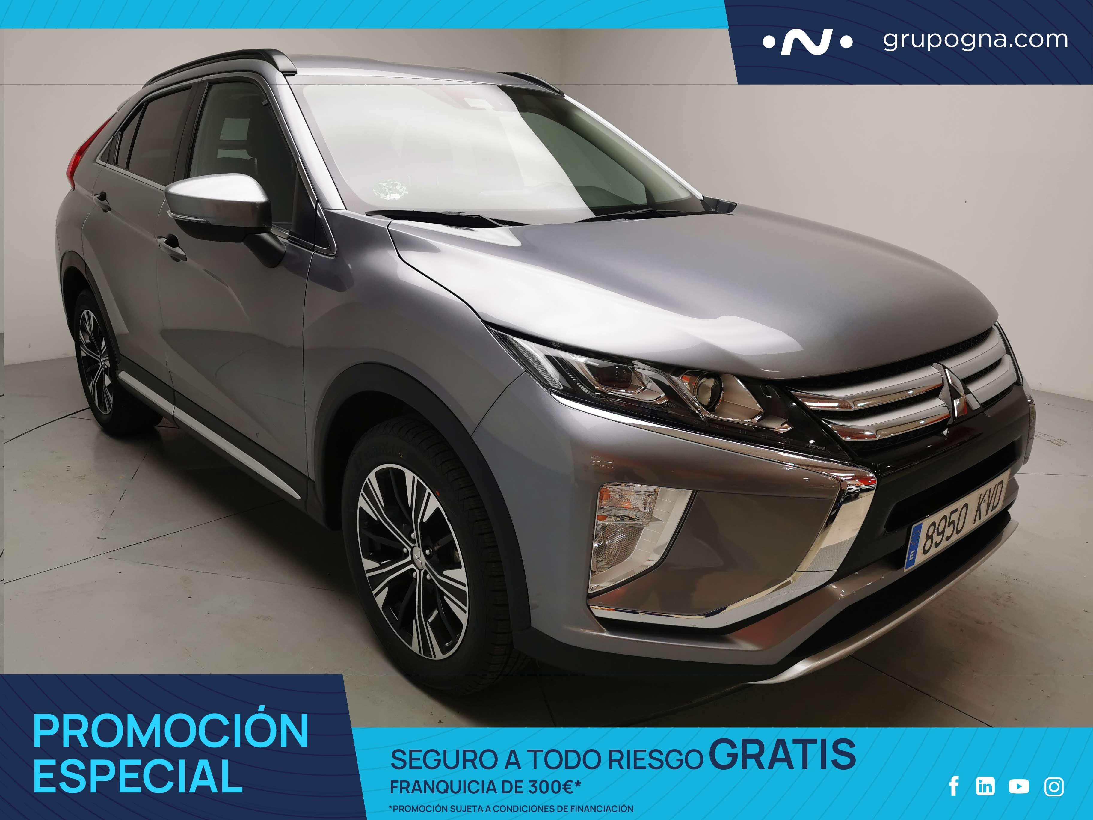 Mitsubishi Eclipse Cross ocasión segunda mano 2019 Gasolina por 18.300€ en Málaga