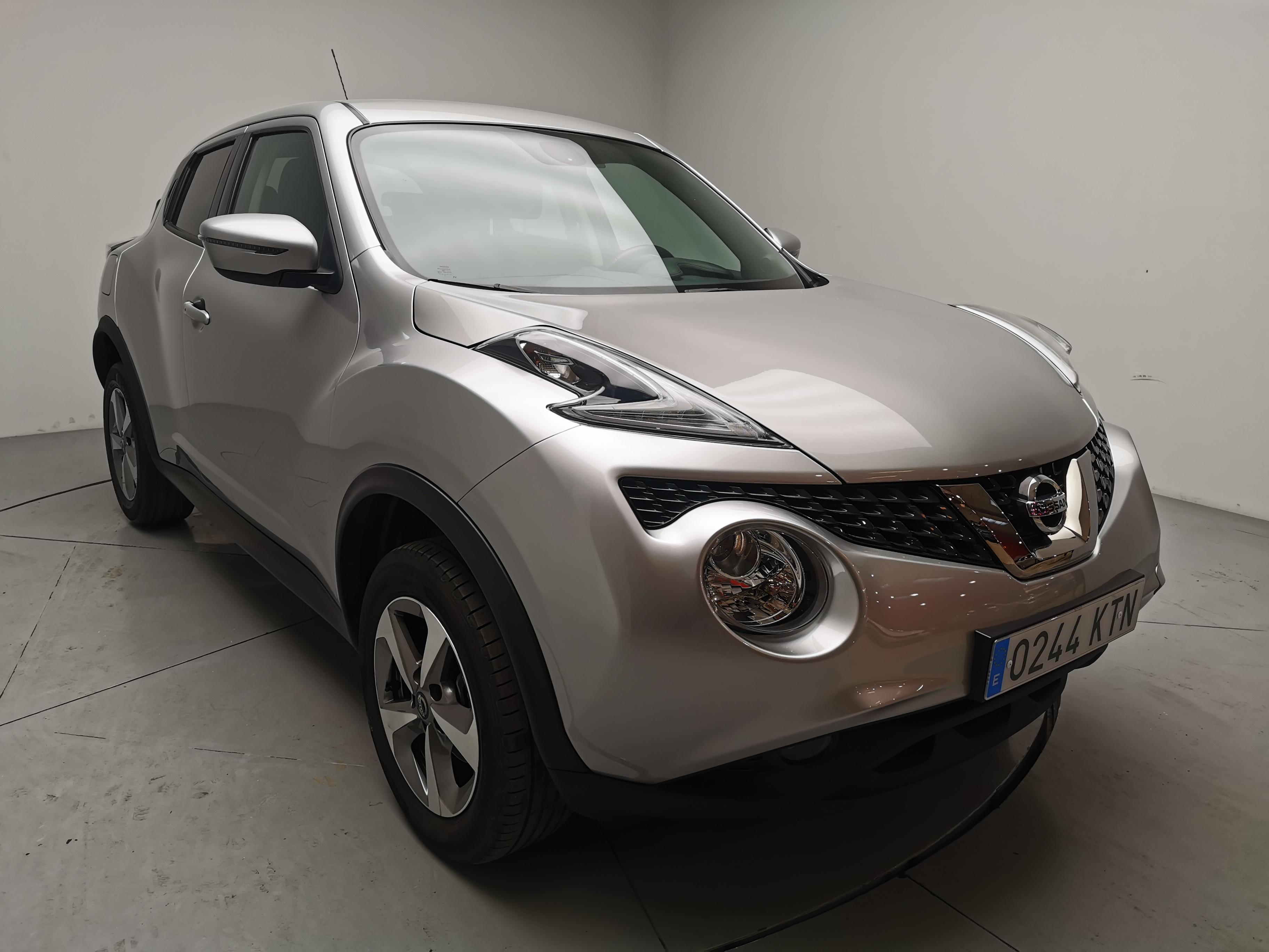 Nissan Juke ocasión segunda mano 2019 Gasolina por 14.900€ en Málaga