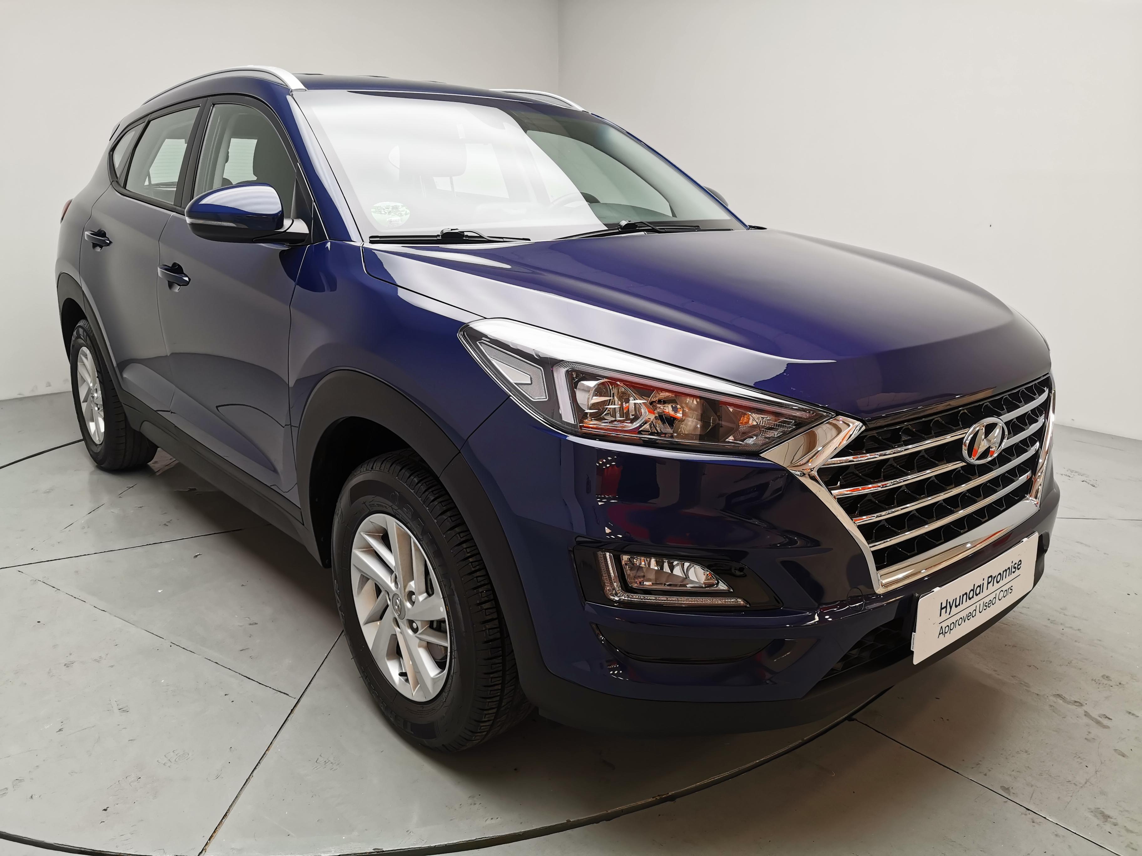 Array Hyundai Tucson 2020 Gasolina por 19.900€ en Málaga