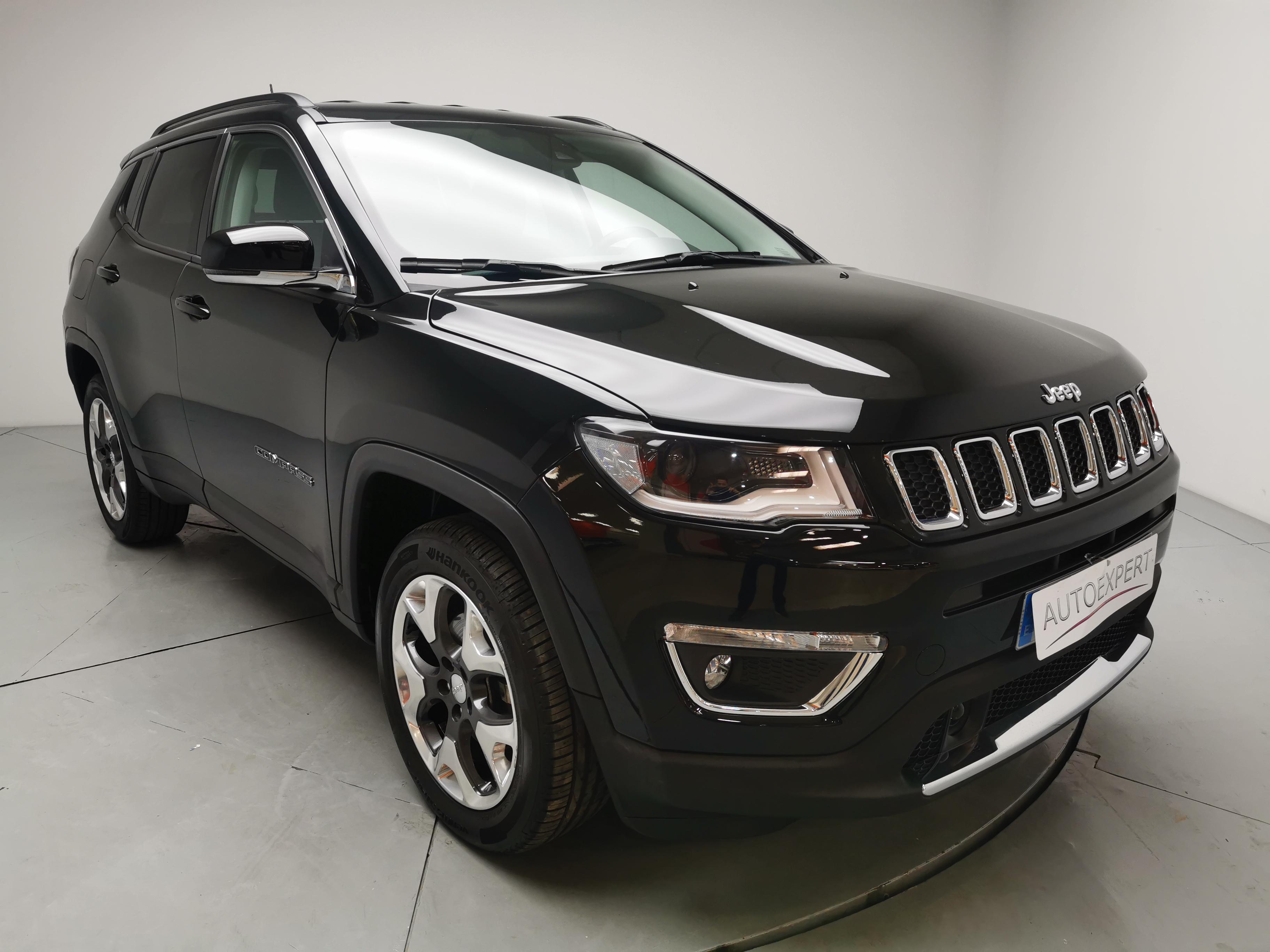 Jeep Compass ocasión segunda mano 2018 Diésel por 26.800€ en Málaga