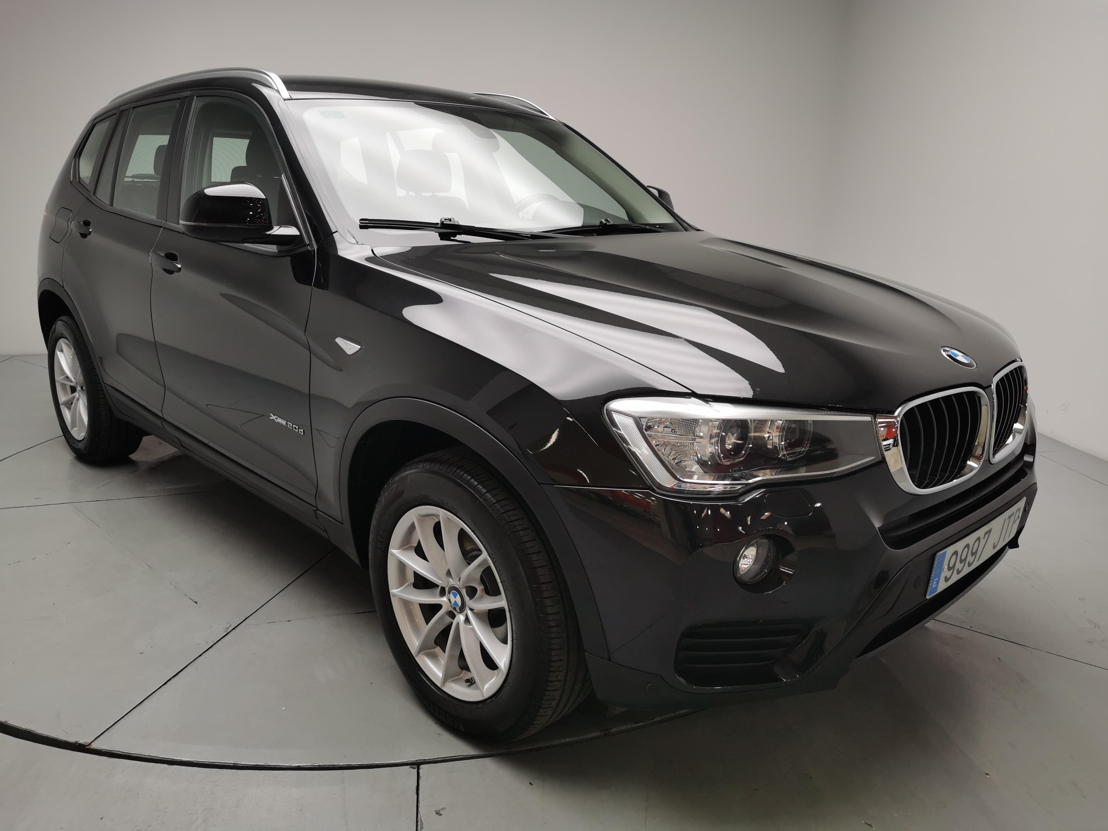 BMW X3 ocasión segunda mano 2016 Diésel por 26.900€ en Málaga