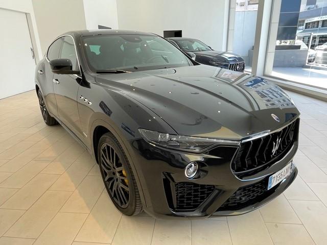 Maserati Levante ocasión segunda mano 2021 Gasolina por 102.900€ en Málaga