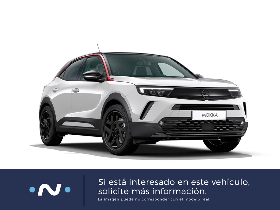 Opel Mokka ocasión segunda mano 2021 Gasolina por 24.600€ en Málaga