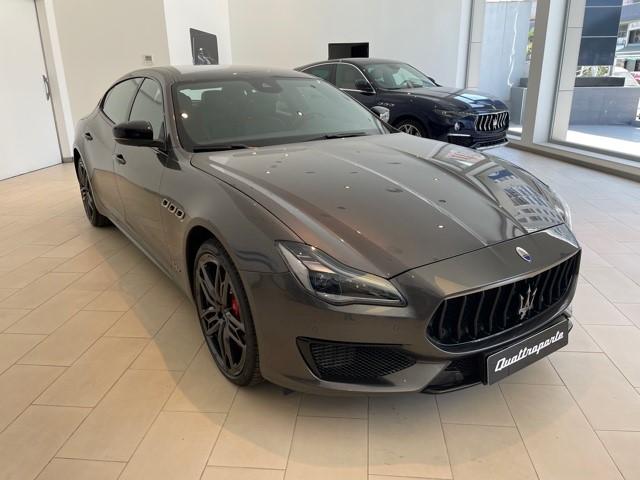 Maserati Quattroporte ocasión segunda mano 2021 Gasolina por 133.900€ en Málaga