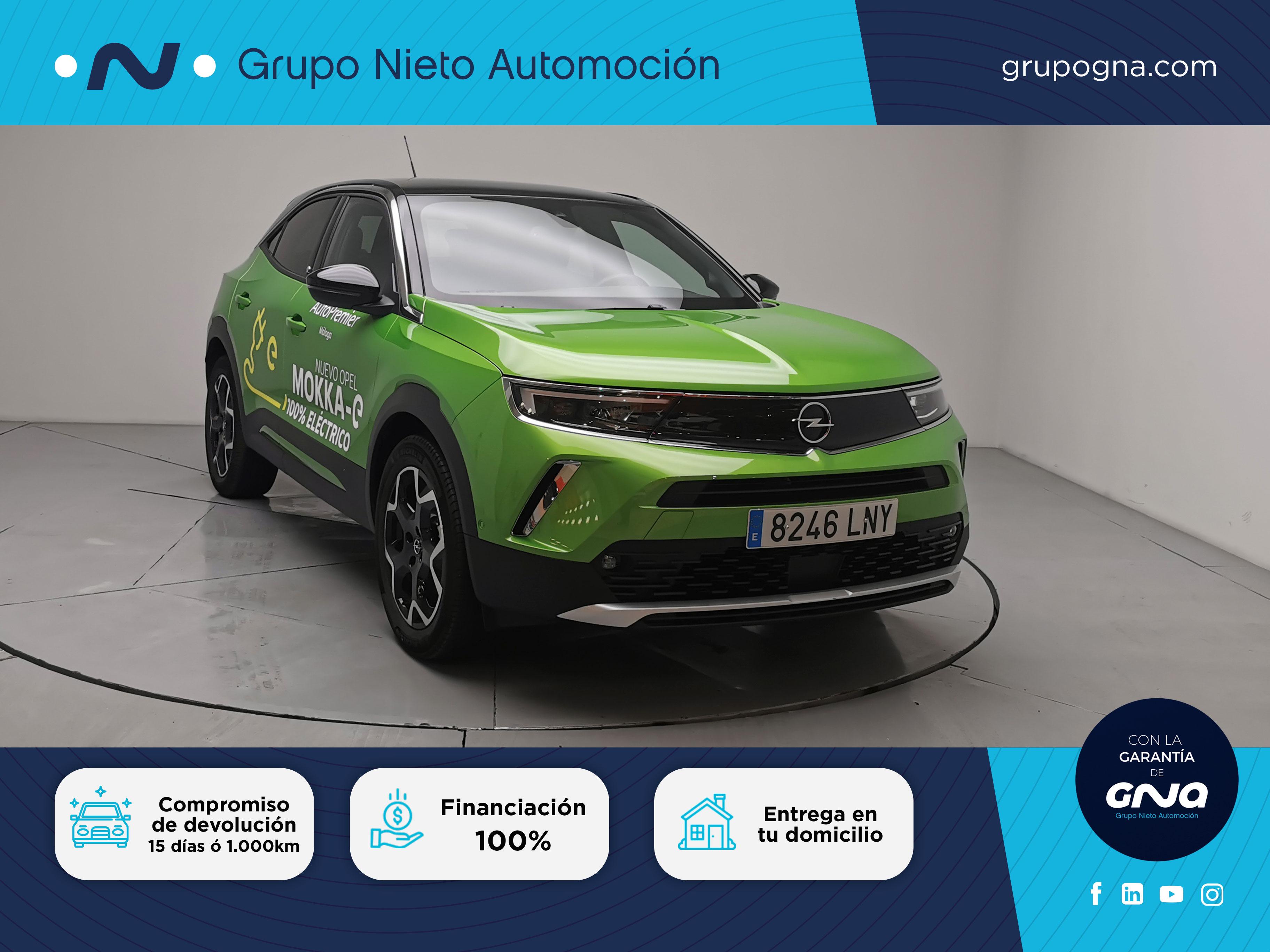 Opel Mokka ocasión segunda mano 2021 Gasolina por 36.700€ en Málaga
