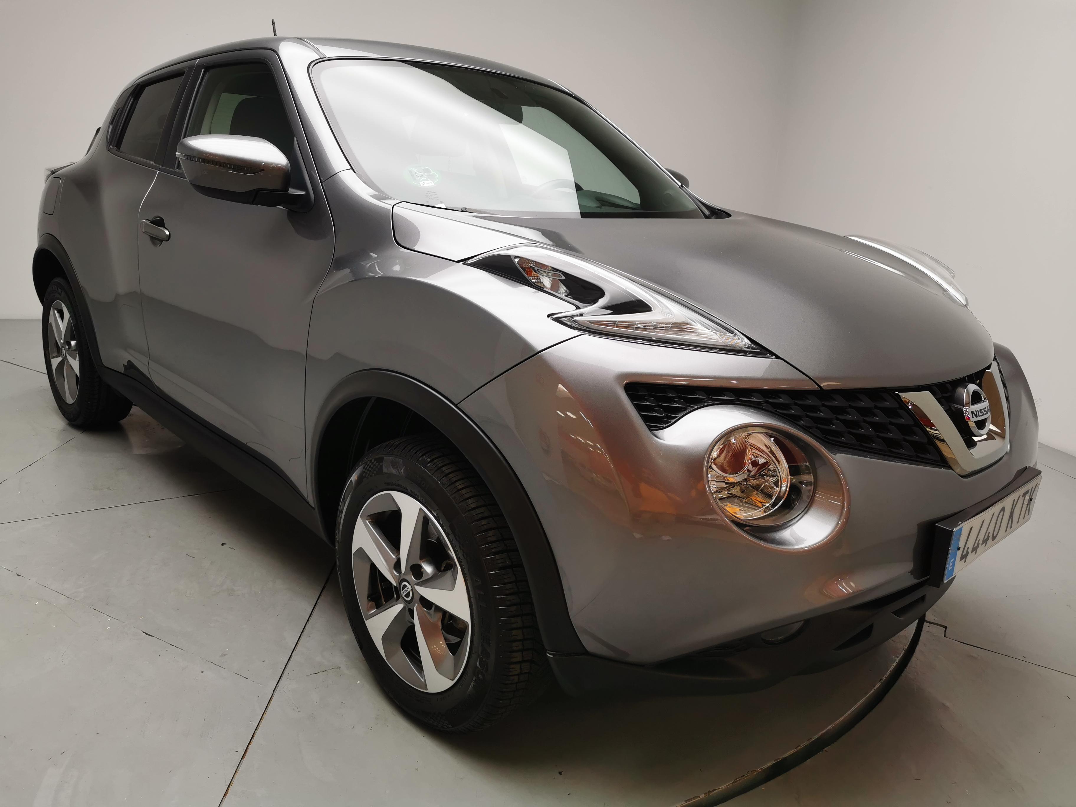Nissan Juke ocasión segunda mano 2019 Diésel por 15.500€ en Málaga