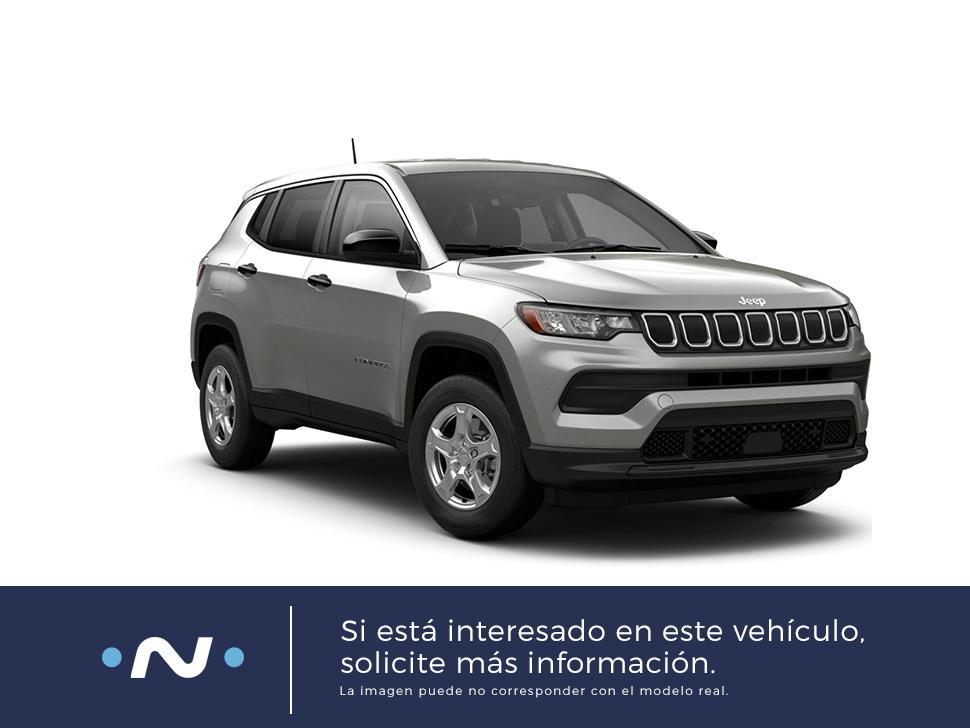 Jeep Compass ocasión segunda mano 2021 Gasolina por 37.900€ en Málaga