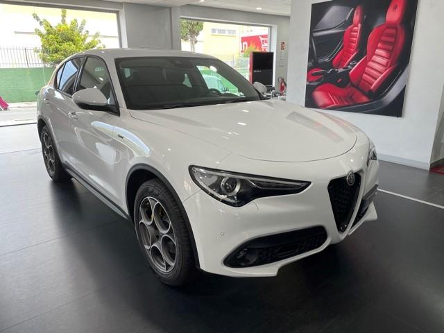 Alfa Romeo Stelvio ocasión segunda mano 2021 Diésel por 44.500€ en Málaga