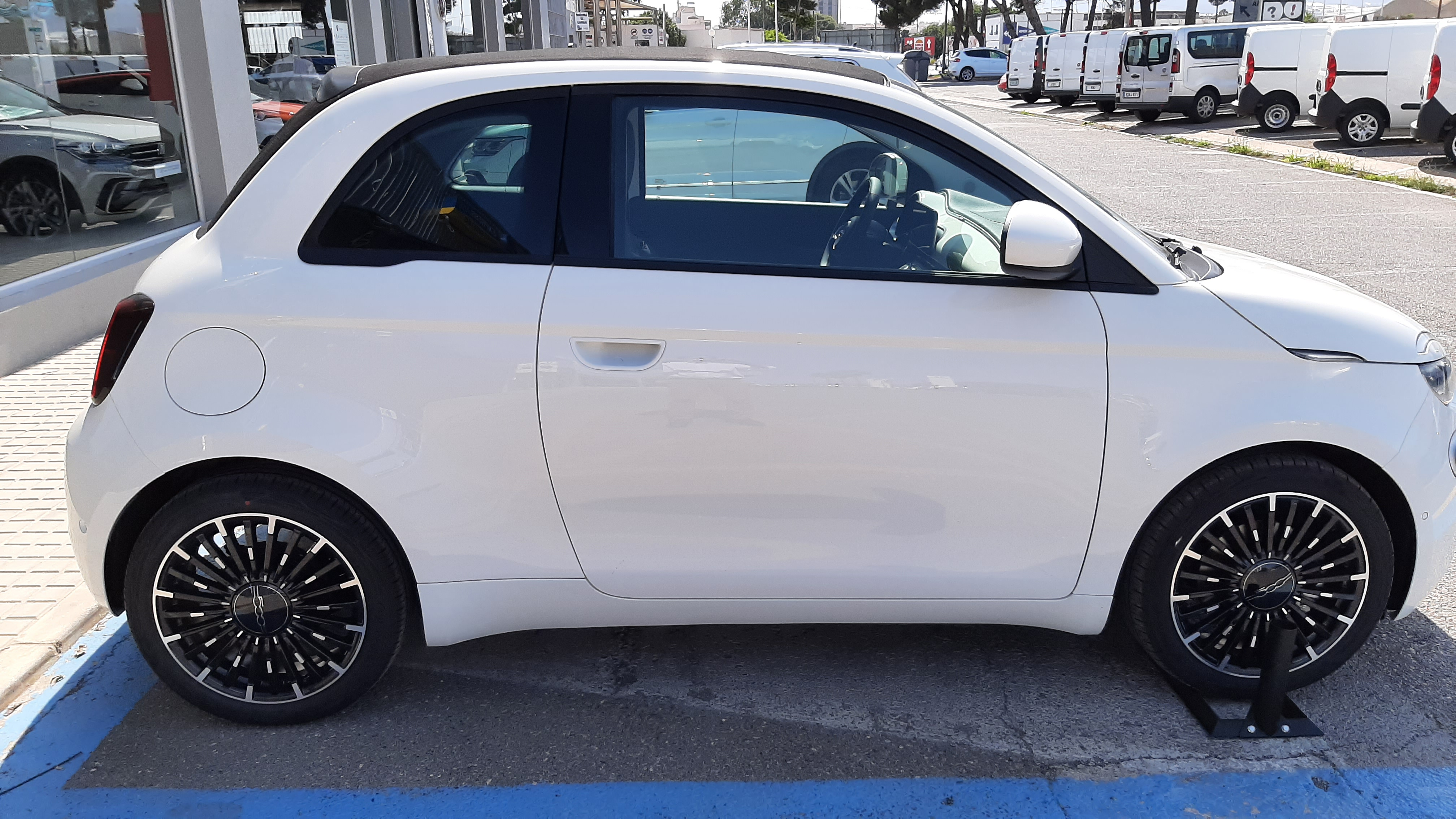 Foto Fiat 500C 3