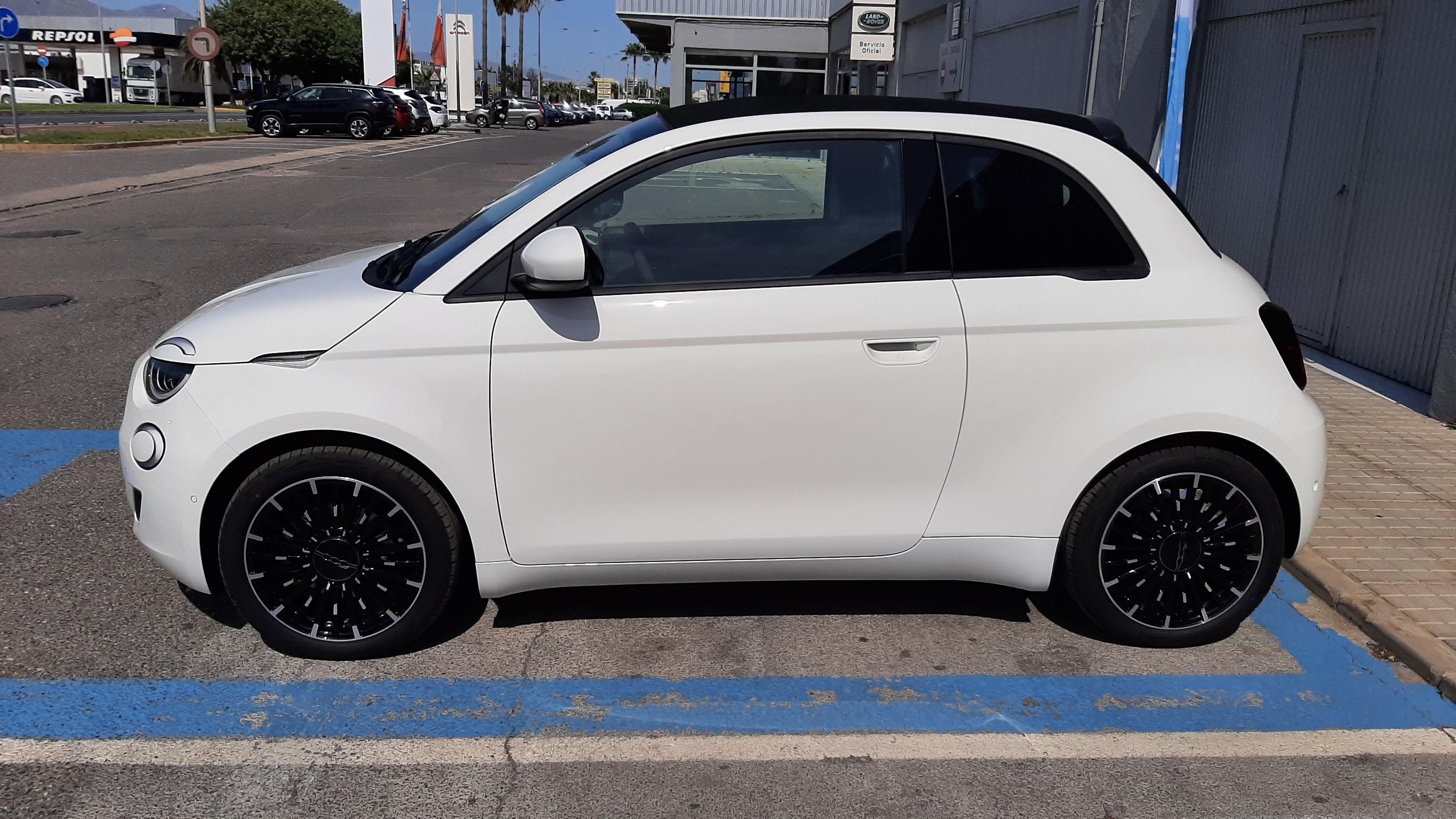 Foto Fiat 500C 4