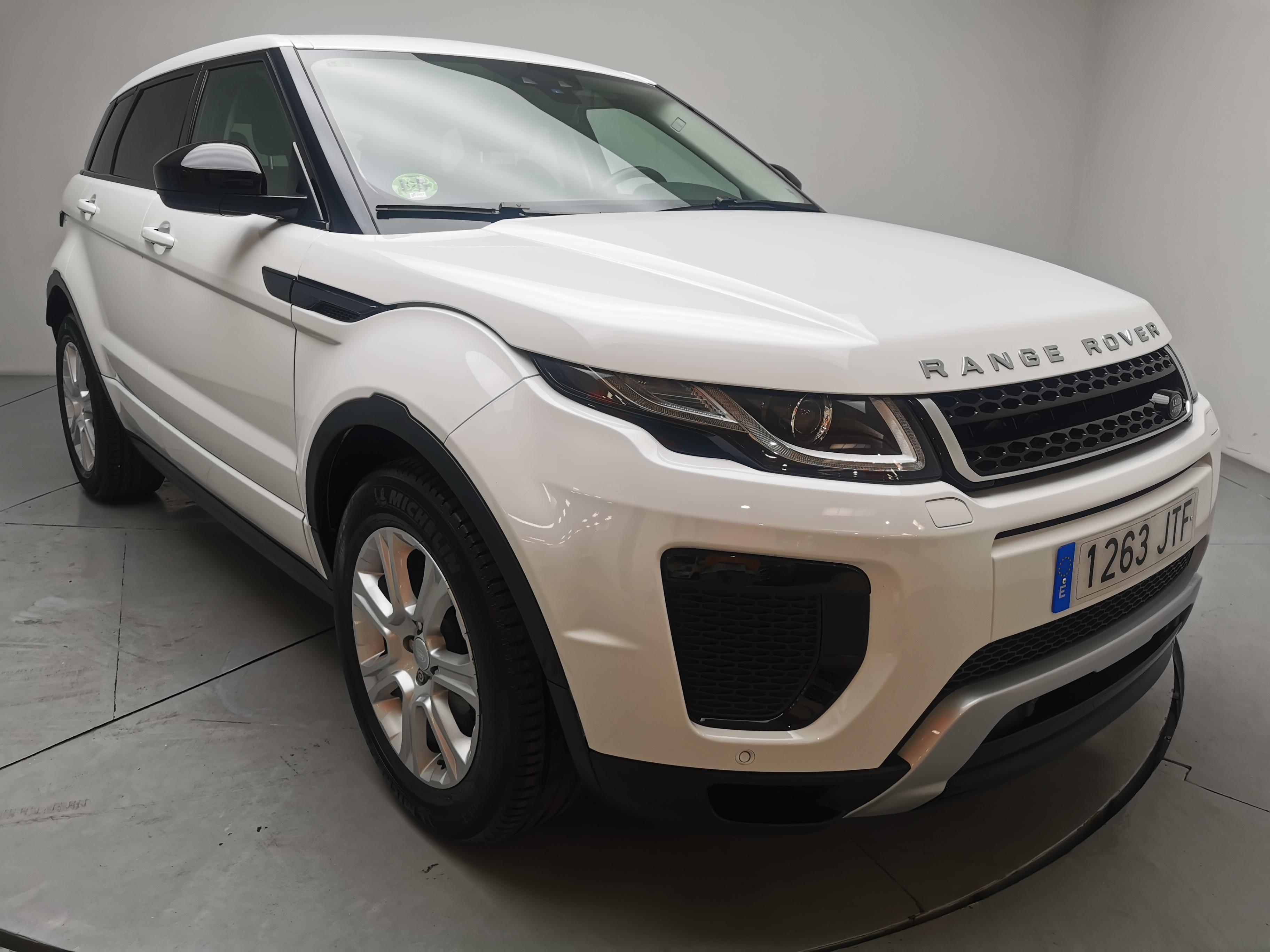 Land Rover Range Rover Evoque ocasión segunda mano 2016 Diésel por 30.500€ en Málaga