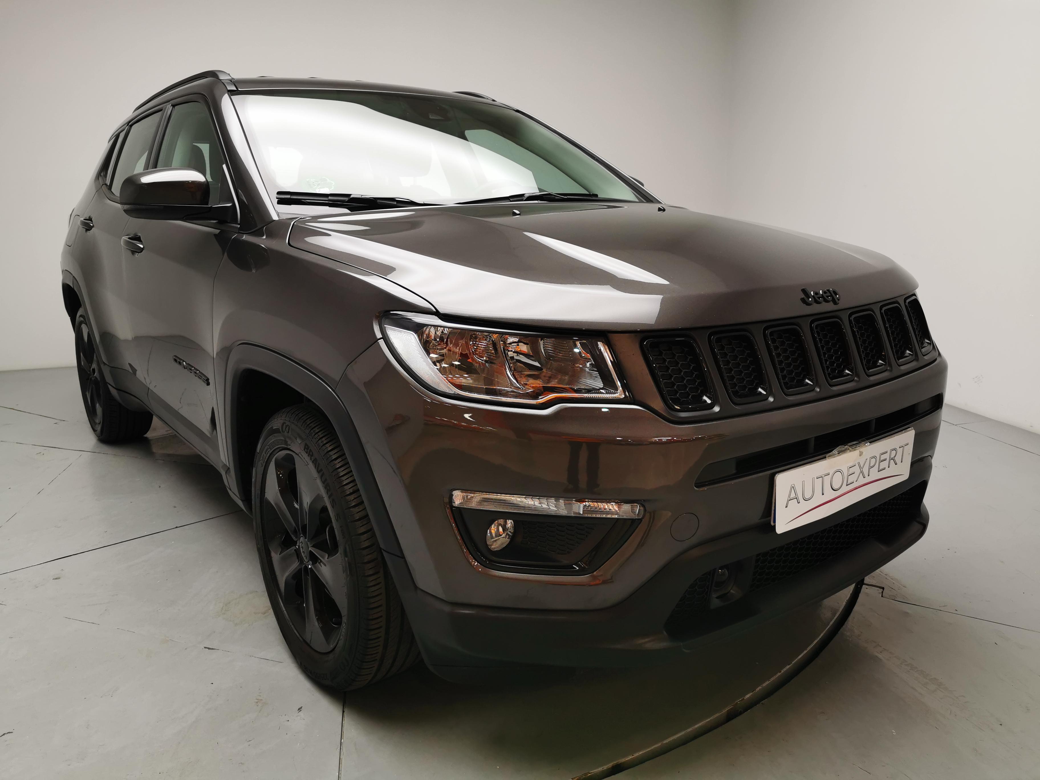 Jeep Compass ocasión segunda mano 2019 Gasolina por 22.400€ en Málaga