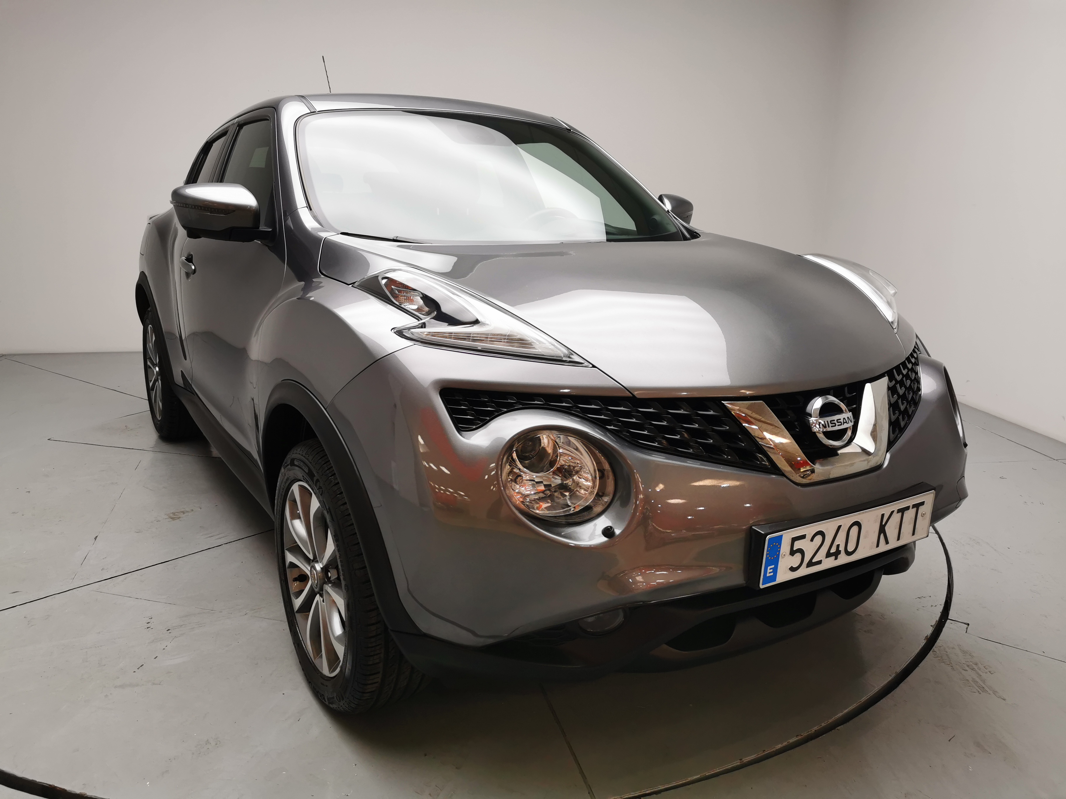 Nissan Juke ocasión segunda mano 2019 Gasolina por 15.500€ en Málaga