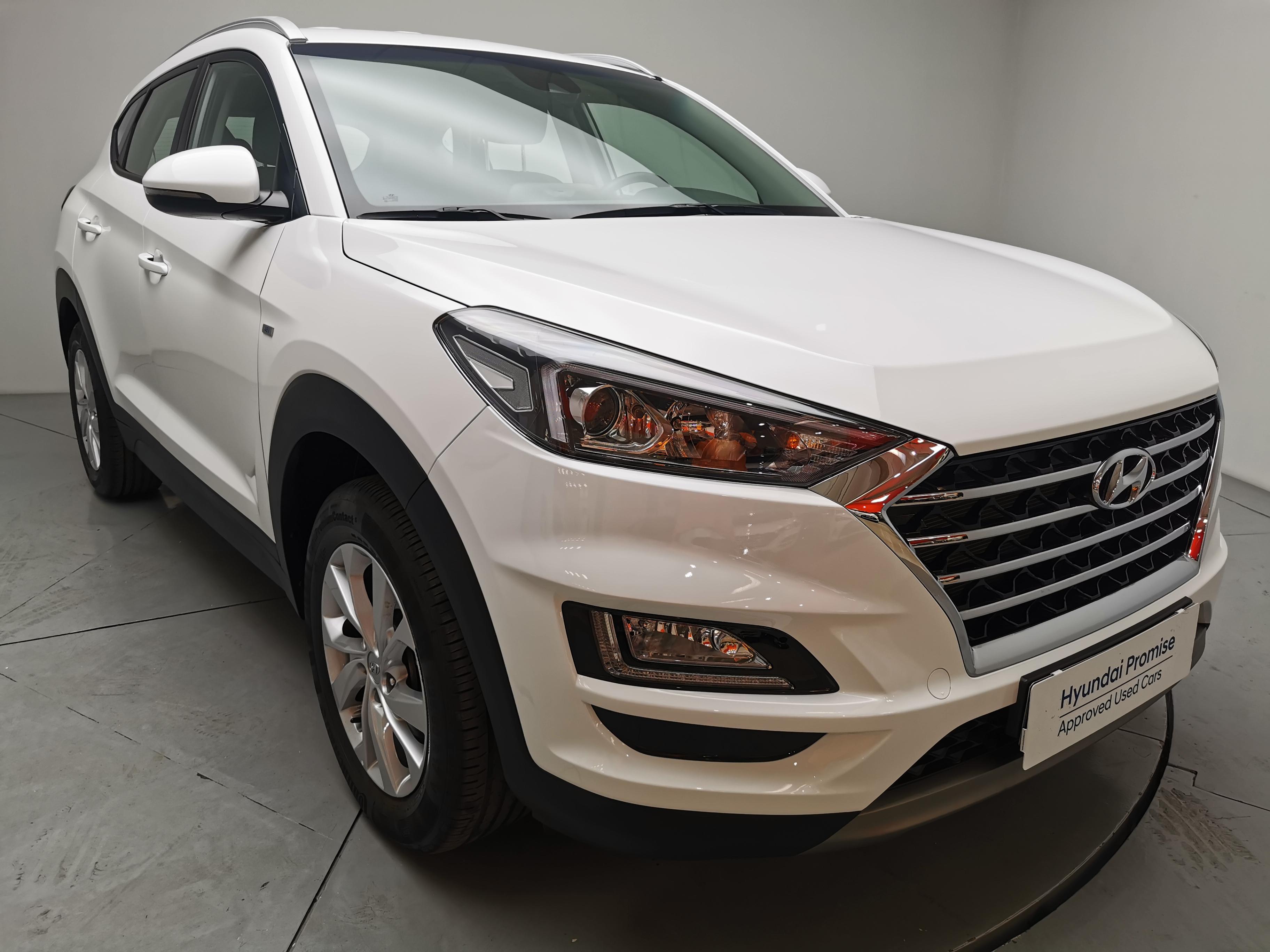 Hyundai Tucson ocasión segunda mano 2020 Gasolina por 24.800€ en Málaga