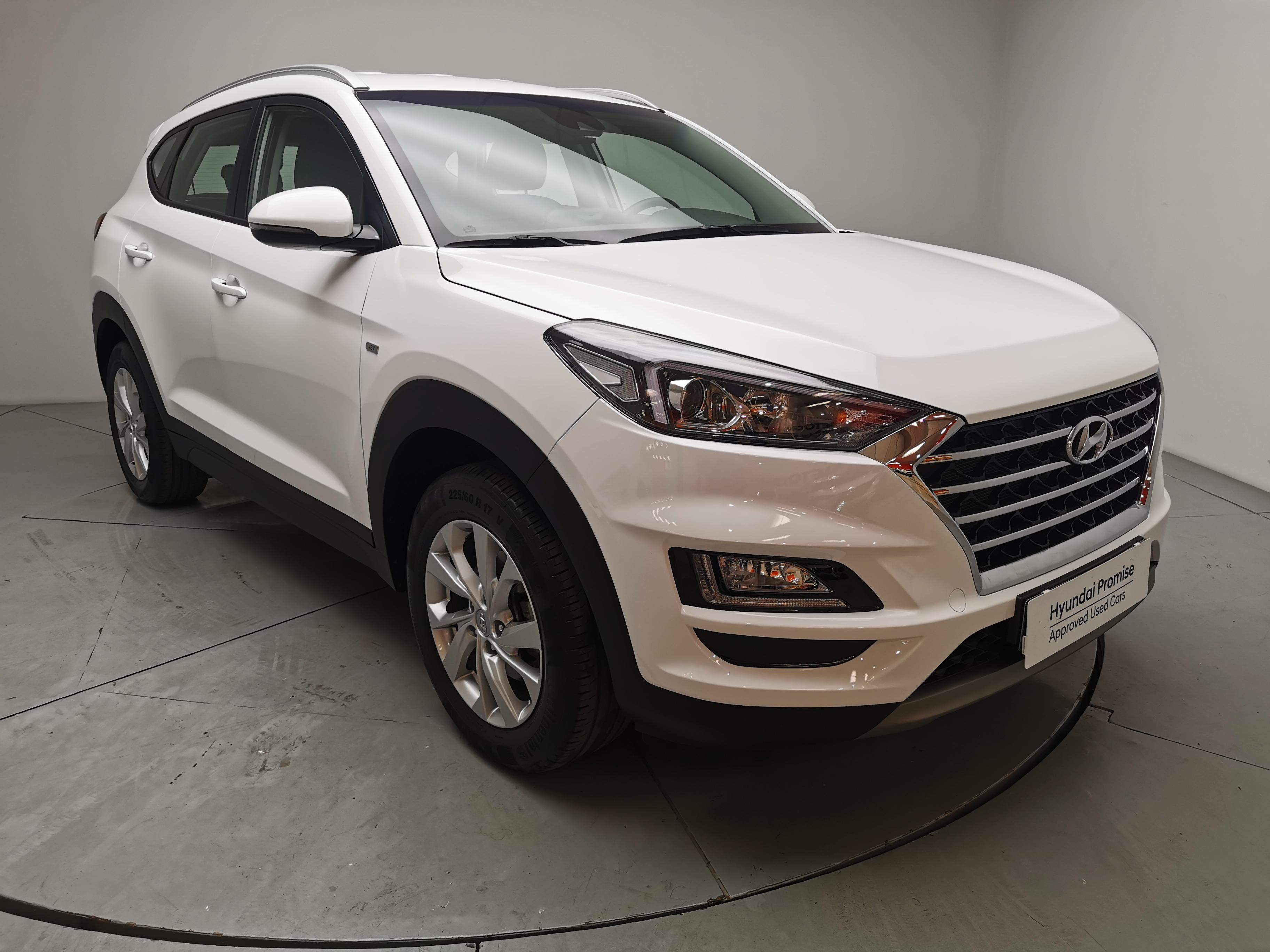 Hyundai Tucson ocasión segunda mano 2020 Gasolina por 24.400€ en Málaga