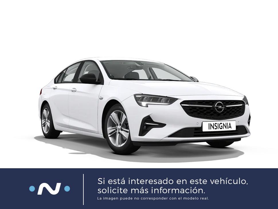 Opel Insignia  ocasión segunda mano 2021 Diésel por 24.990€ en Málaga