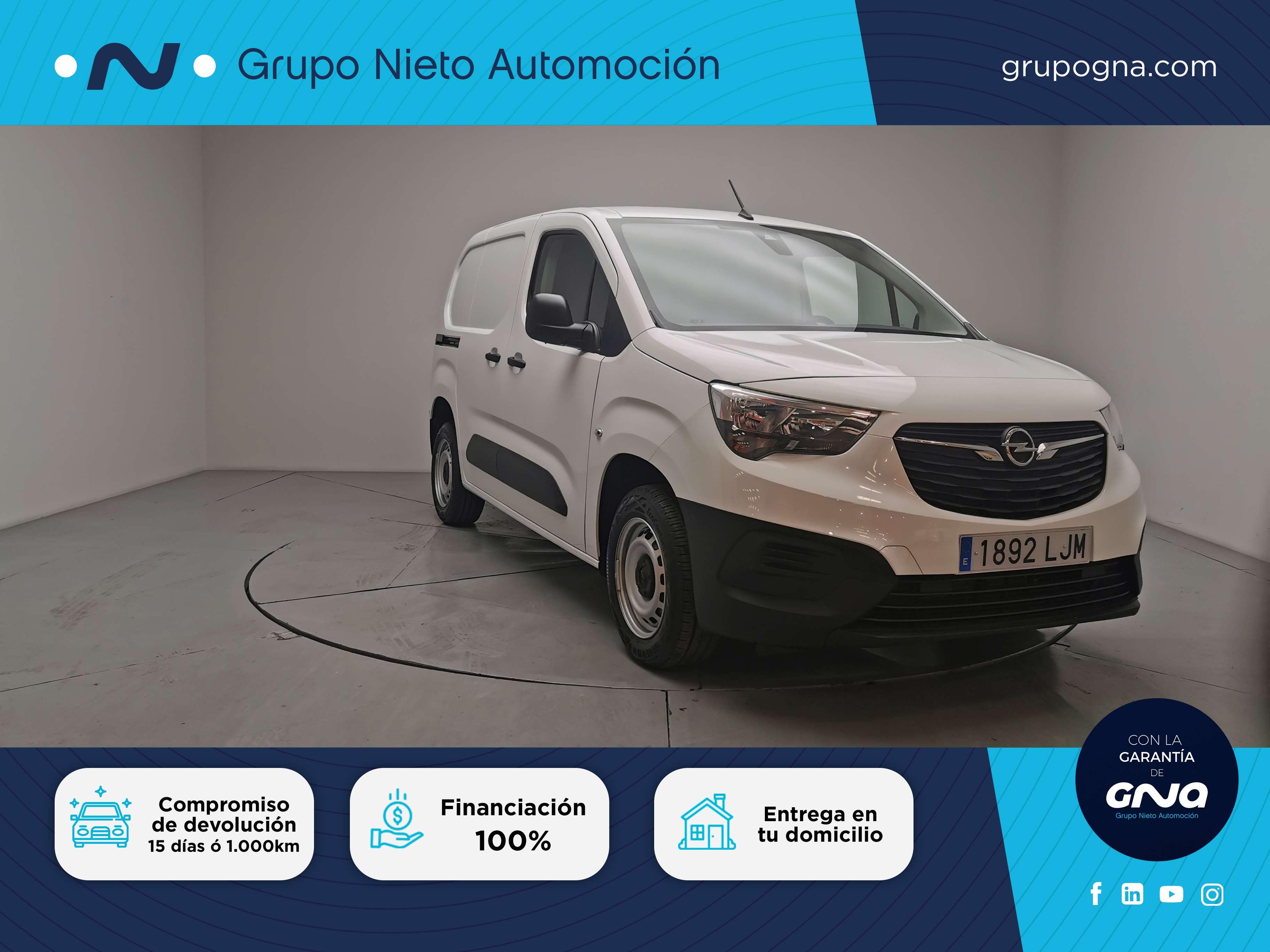 Opel Combo ocasión segunda mano 2020 Diésel por 18.500€ en Málaga