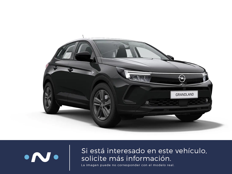 Opel Grandland X ocasión segunda mano 2021 Gasolina por 43.000€ en Málaga