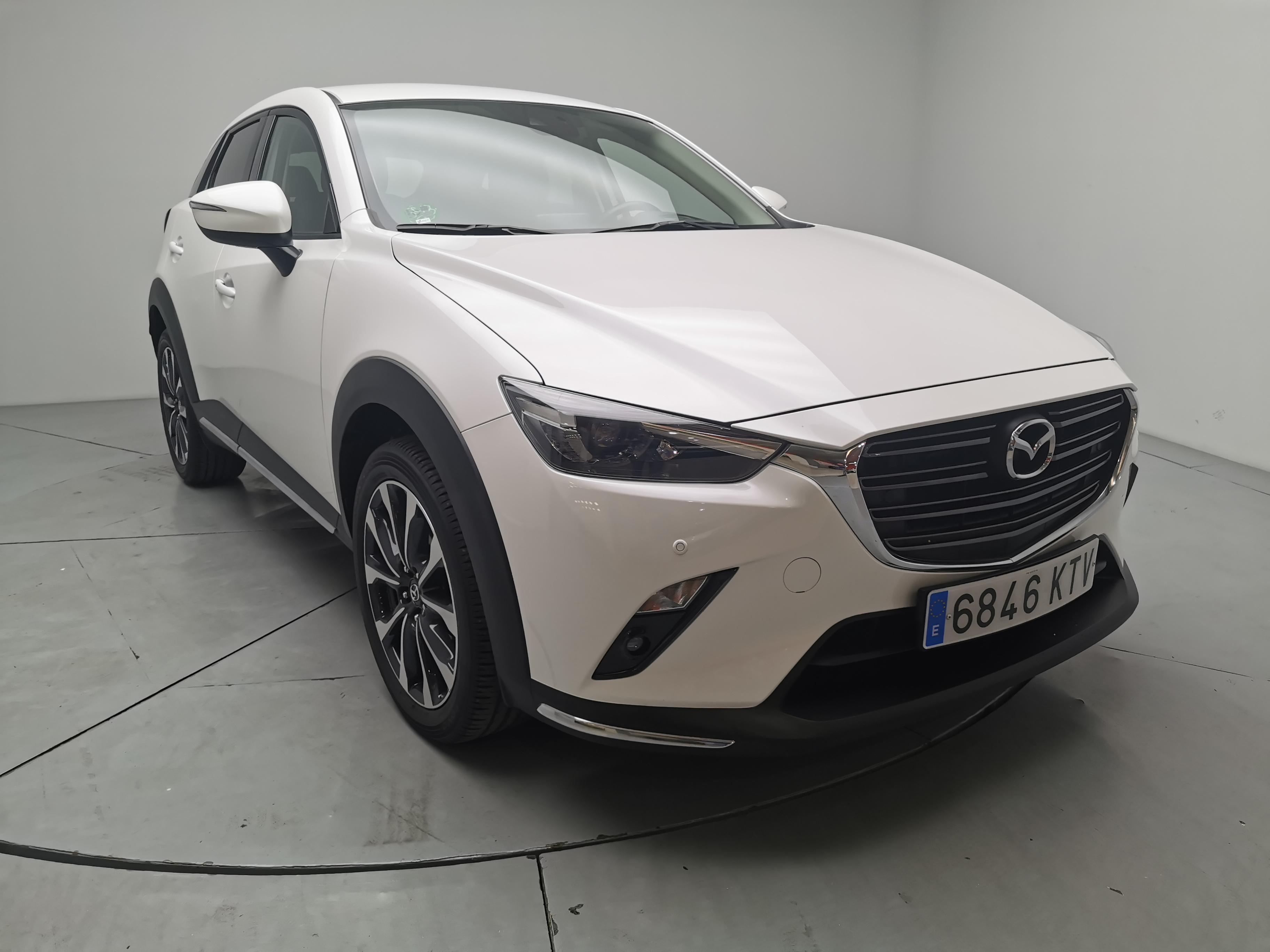 Mazda CX-3 ocasión segunda mano 2019 Gasolina por 20.400€ en Málaga