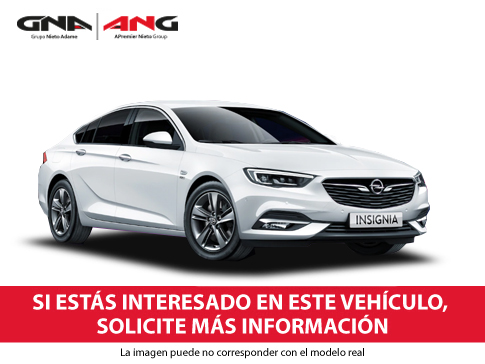 Opel Insignia  ocasión segunda mano 2021 Diésel por 24.400€ en Málaga