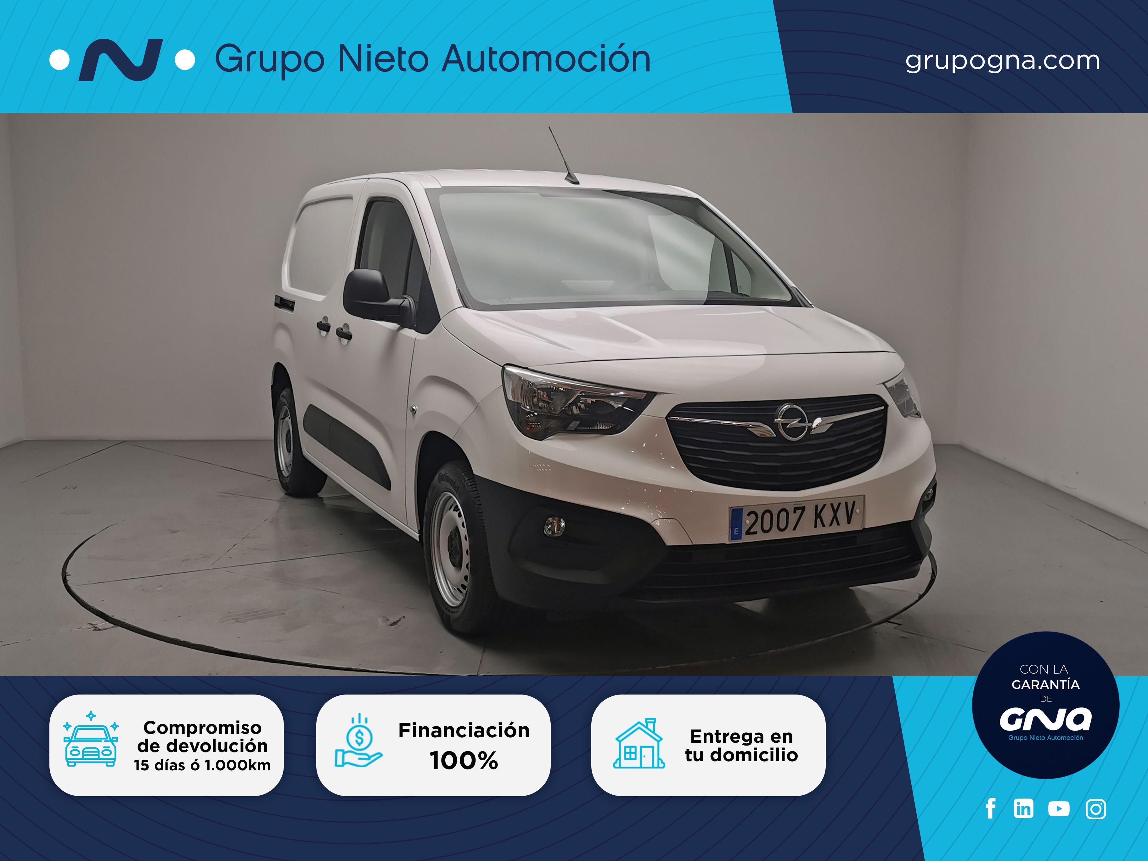 Opel Combo ocasión segunda mano 2019 Diésel por 16.940€ en Málaga