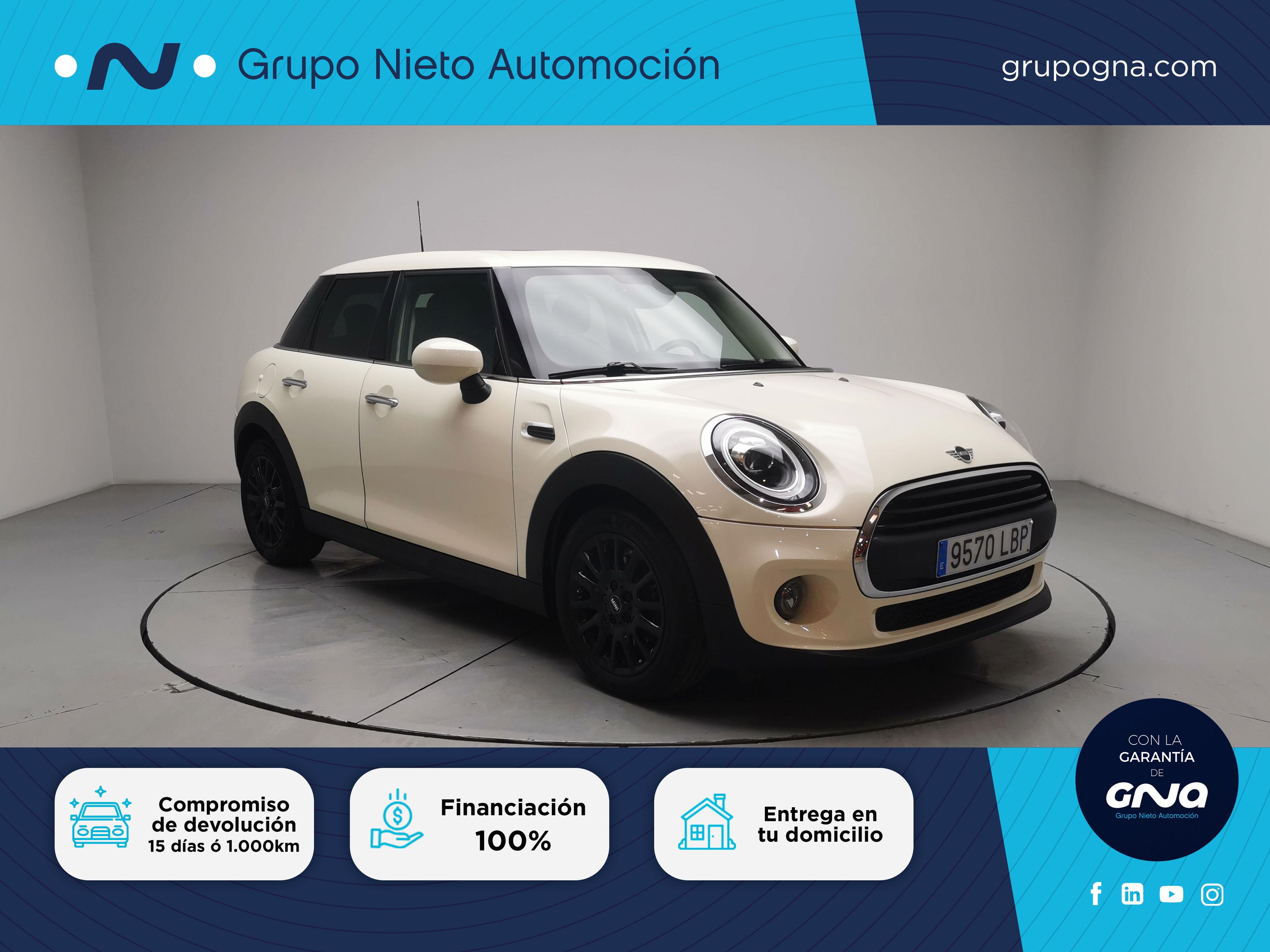 Mini Mini ocasión segunda mano 2019 Gasolina por 19.800€ en Málaga