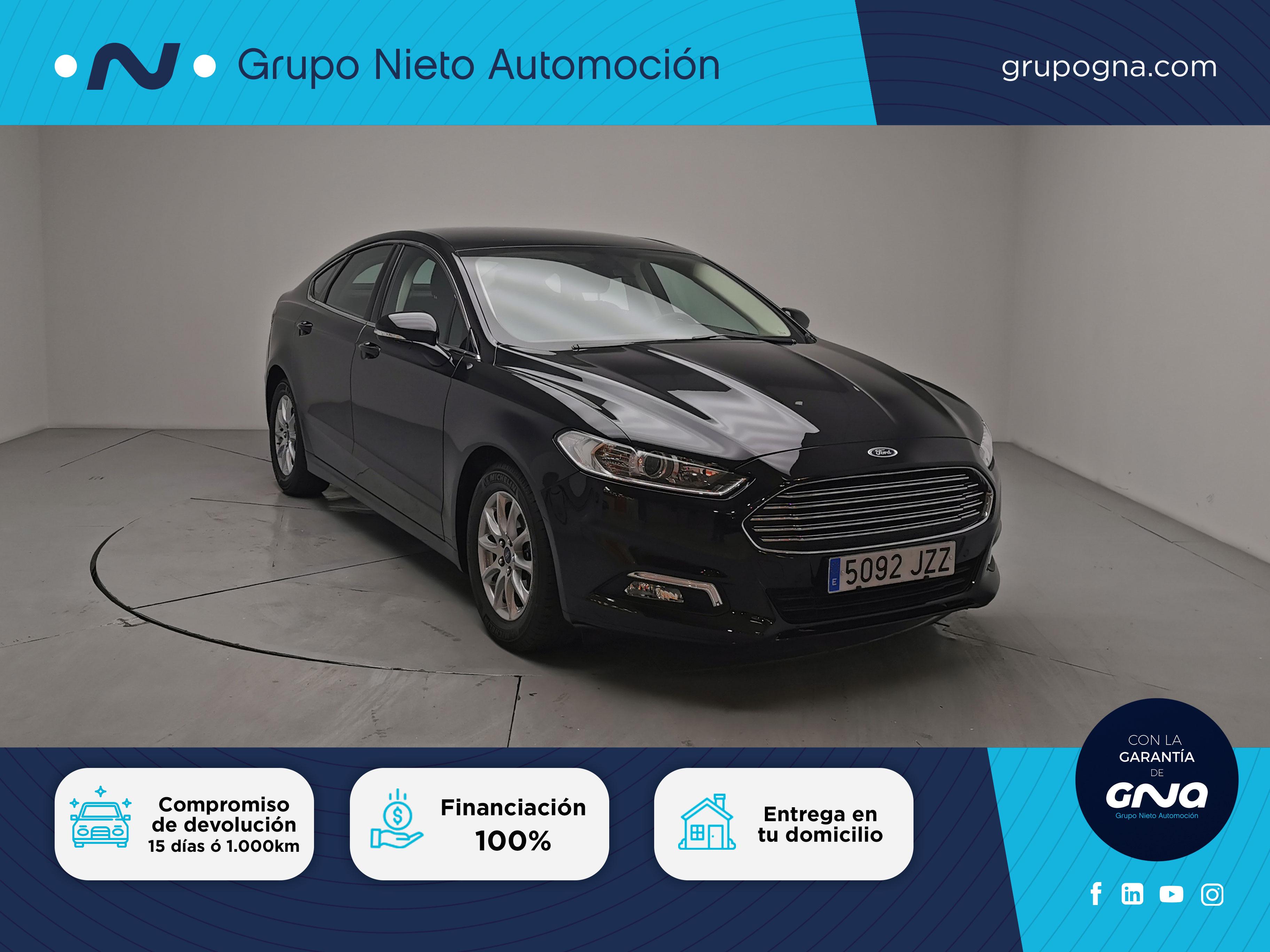Ford Mondeo ocasión segunda mano 2017 Diésel por 18.500€ en Málaga