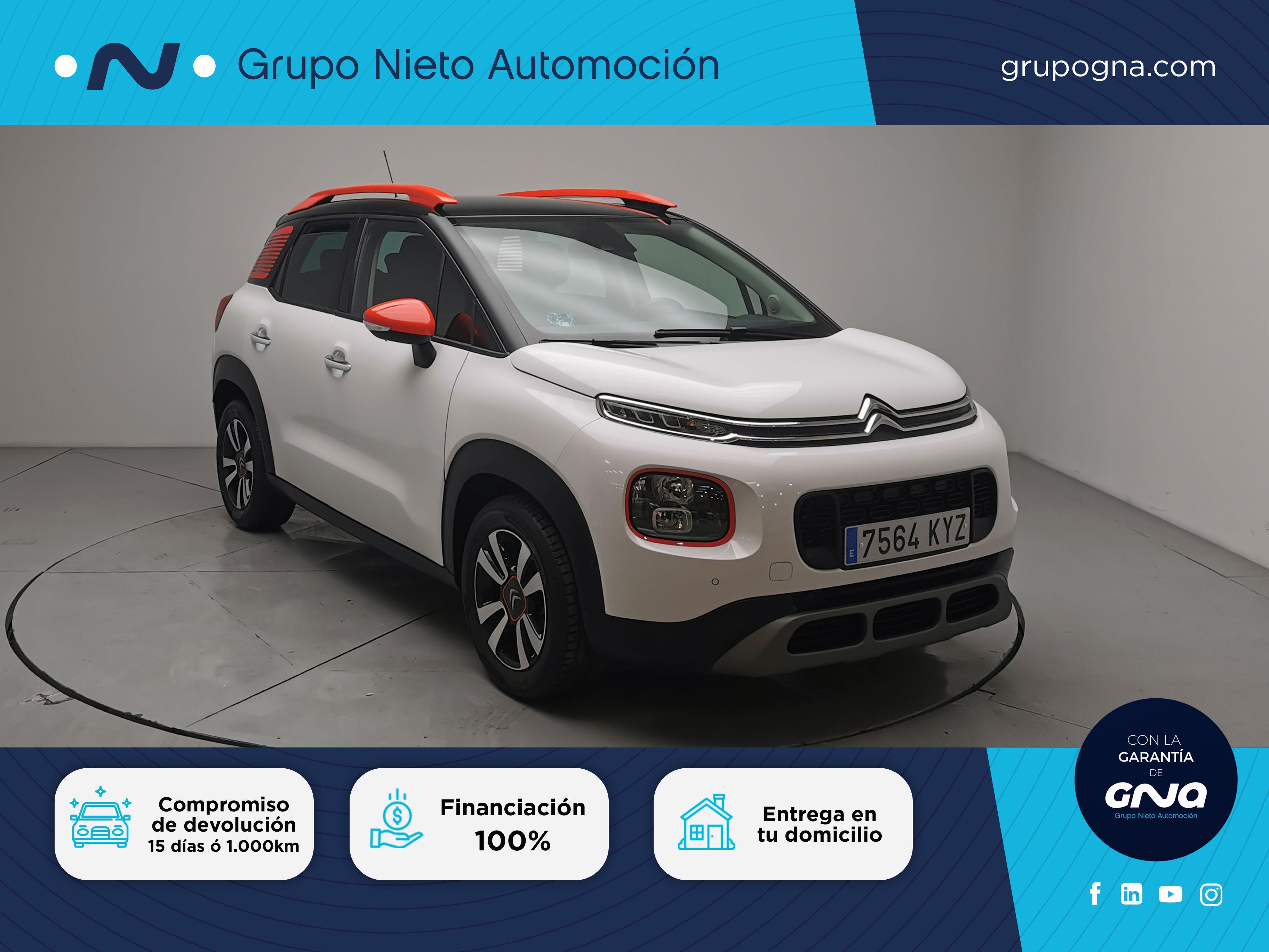 Citroën C3 Aircross ocasión segunda mano 2019 Diésel por 18.500€ en Málaga