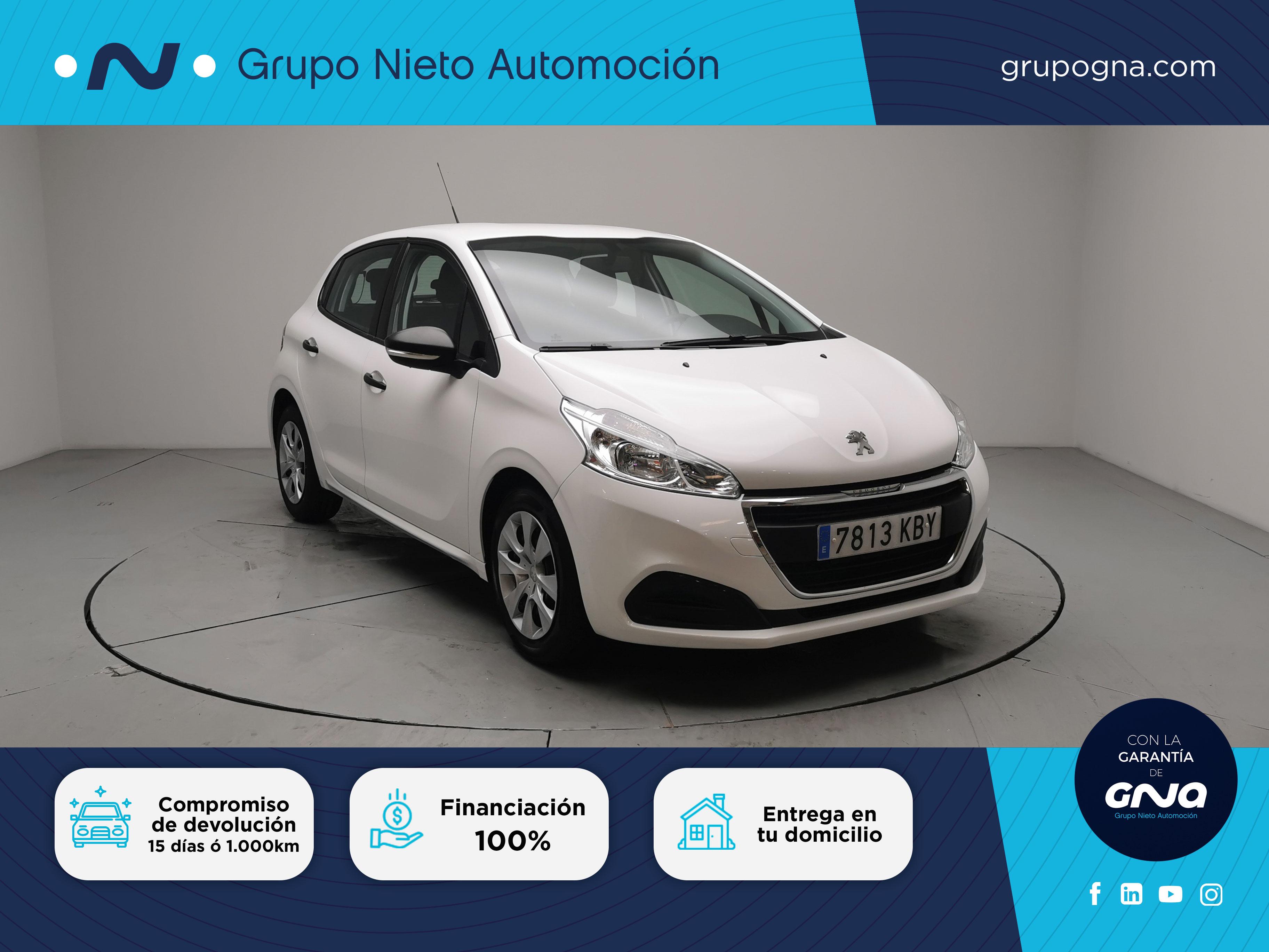 Peugeot 208 ocasión segunda mano 2017 Diésel por 10.800€ en Málaga