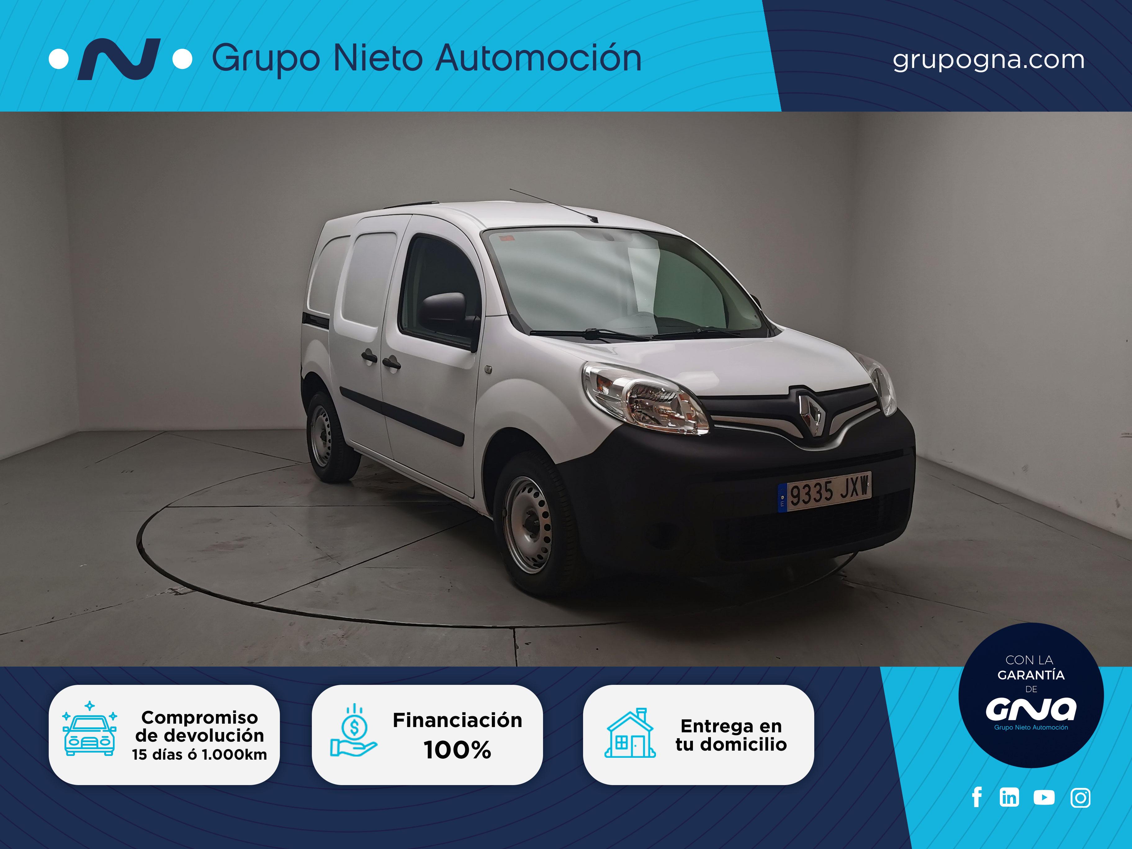 Renault Kangoo ocasión segunda mano 2017 Diésel por 10.800€ en Málaga