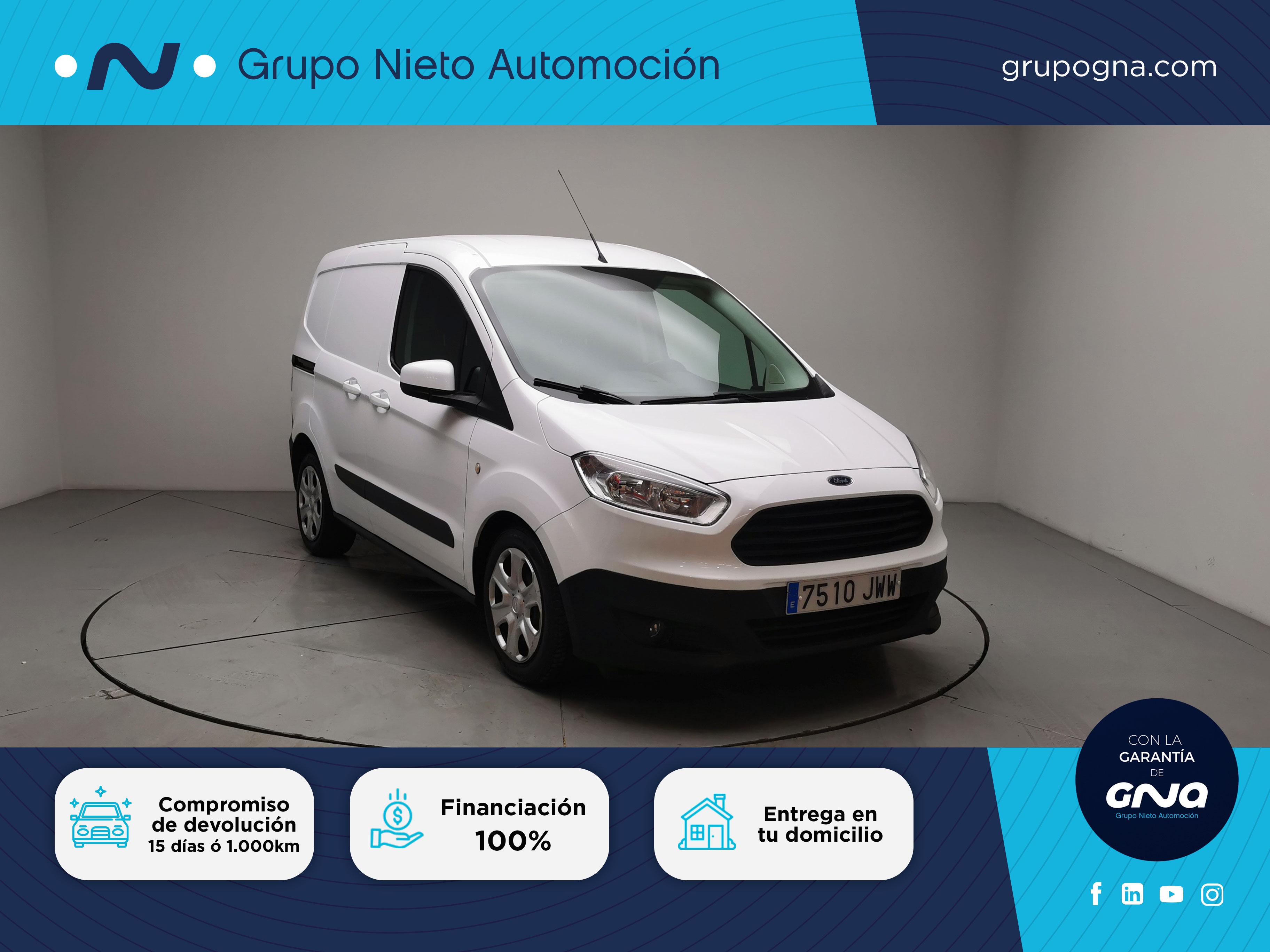 Ford Transit  Courier ocasión segunda mano 2017 Diésel por 10.400€ en Málaga