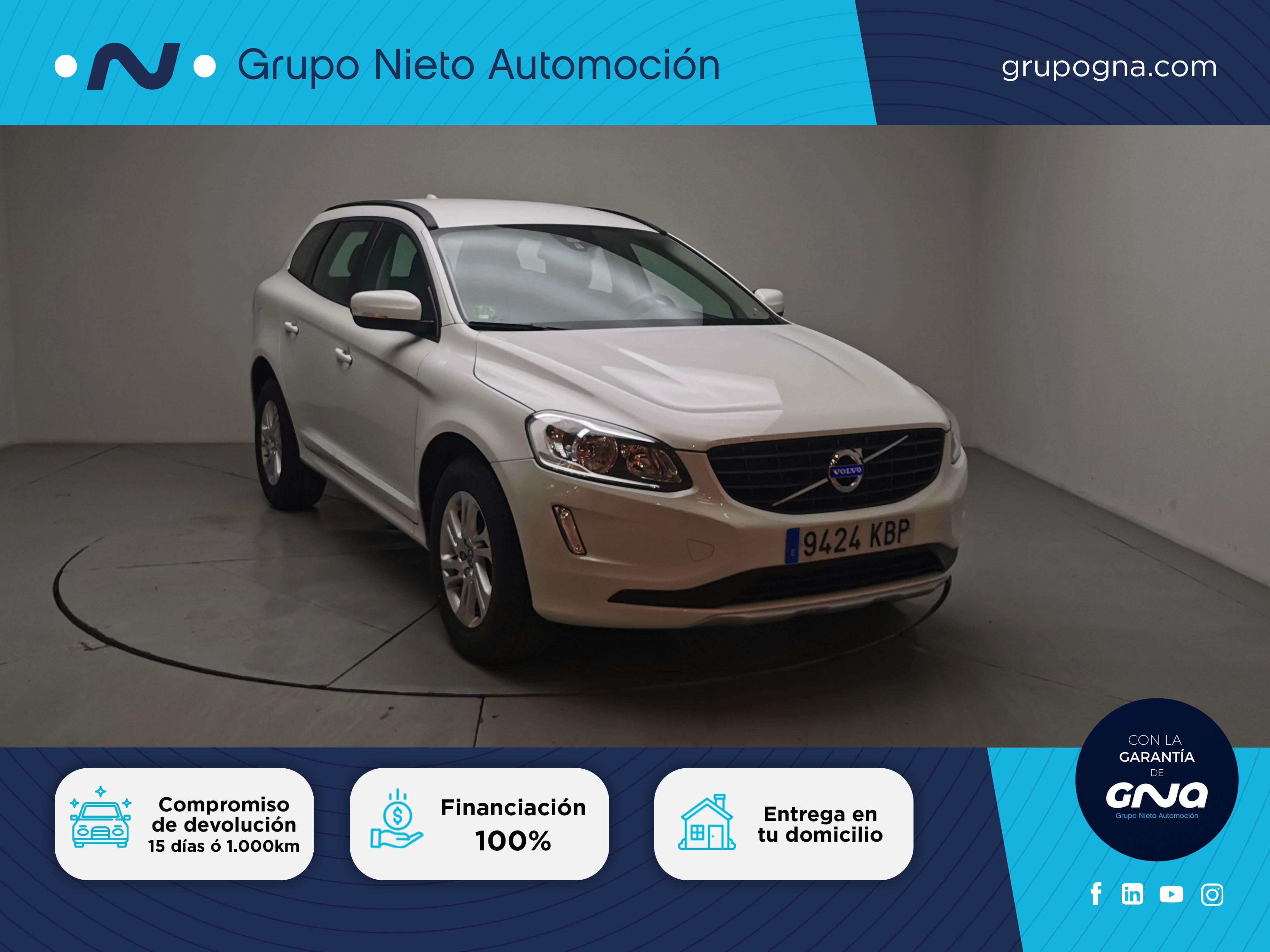 Volvo XC60 ocasión segunda mano 2017 Diésel por 27.900€ en Málaga