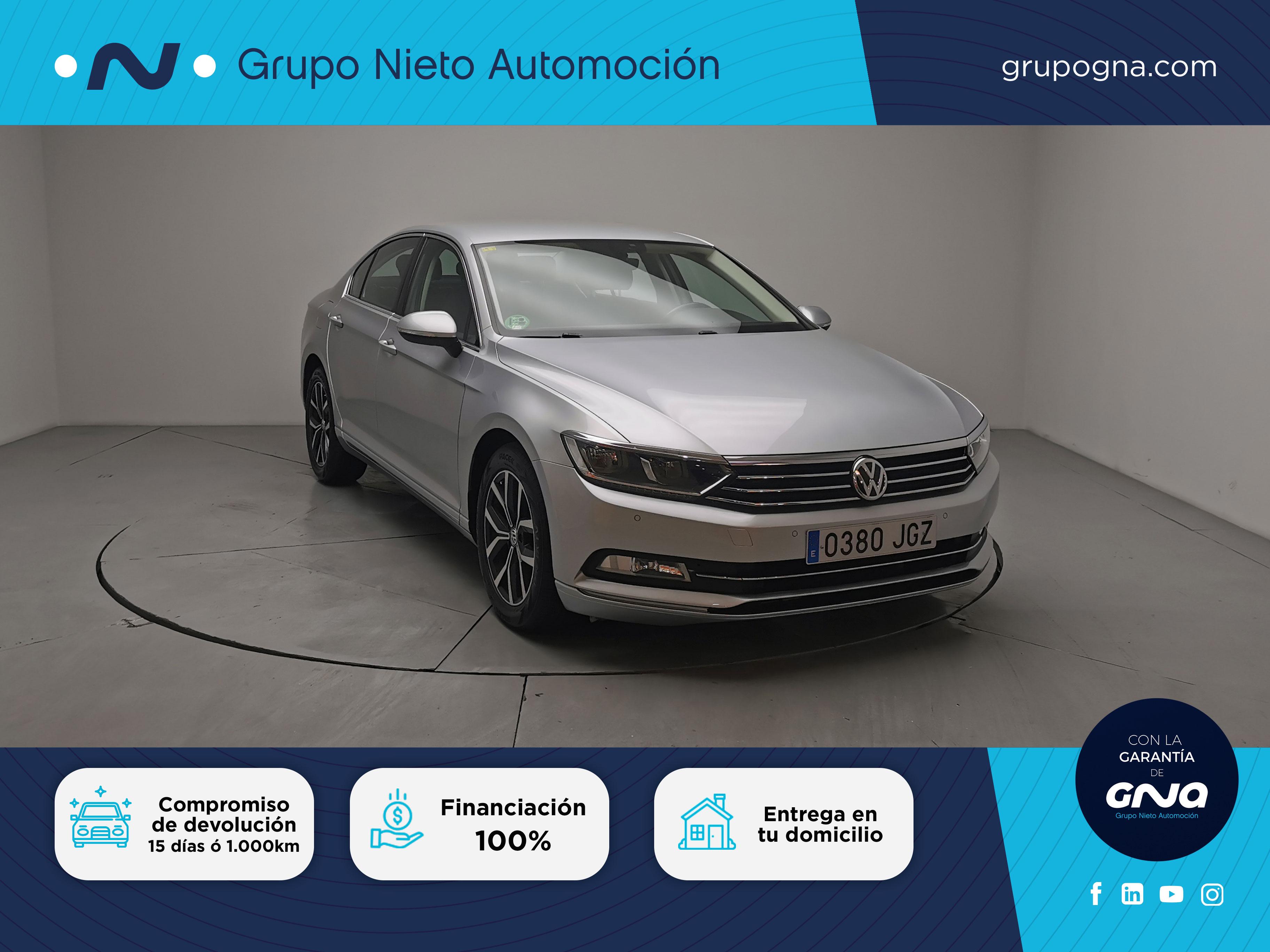 Volkswagen Passat ocasión segunda mano 2015 Diésel por 16.900€ en Málaga