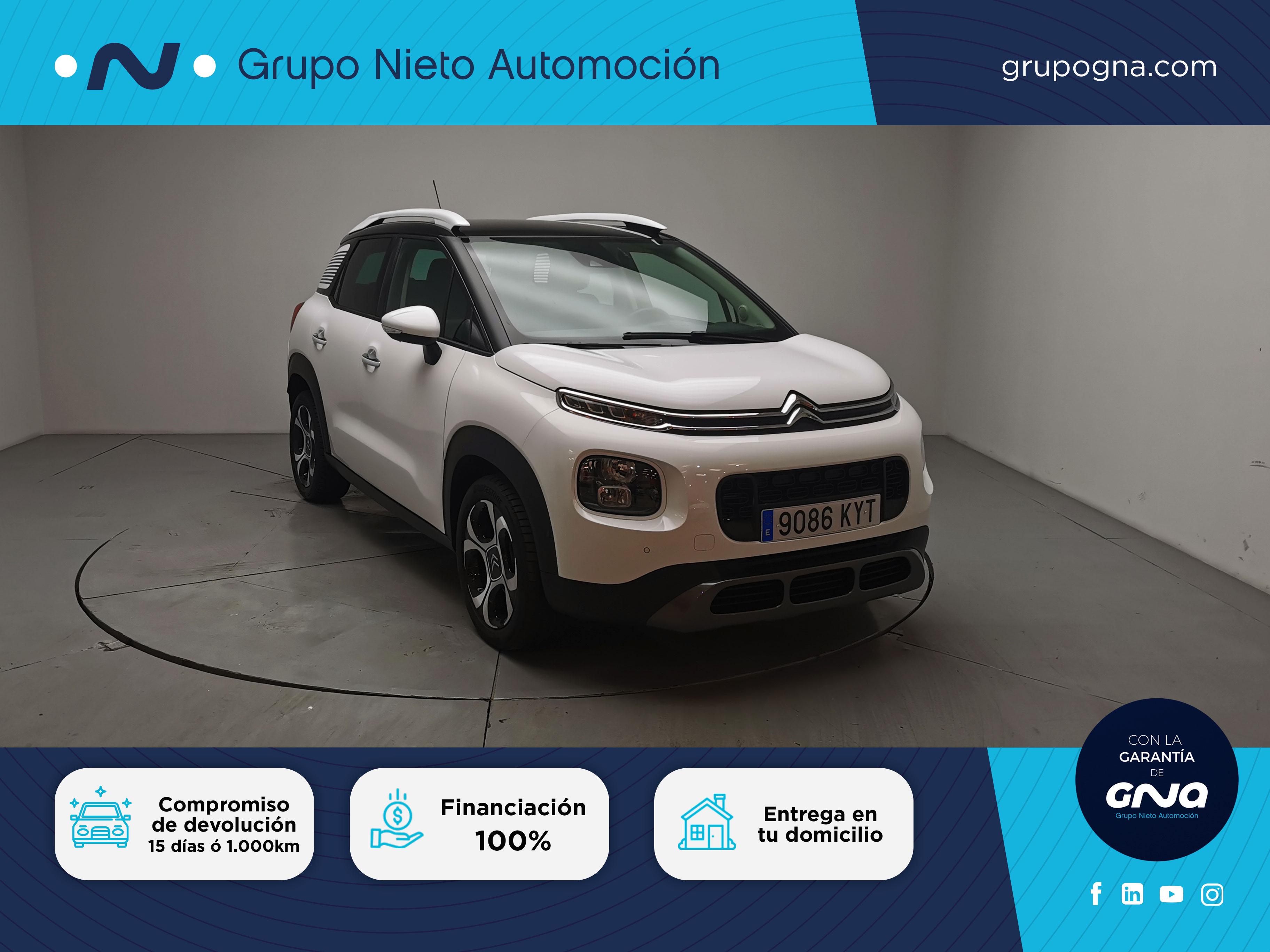 Citroën C3 Aircross ocasión segunda mano 2019 Diésel por 19.990€ en Málaga