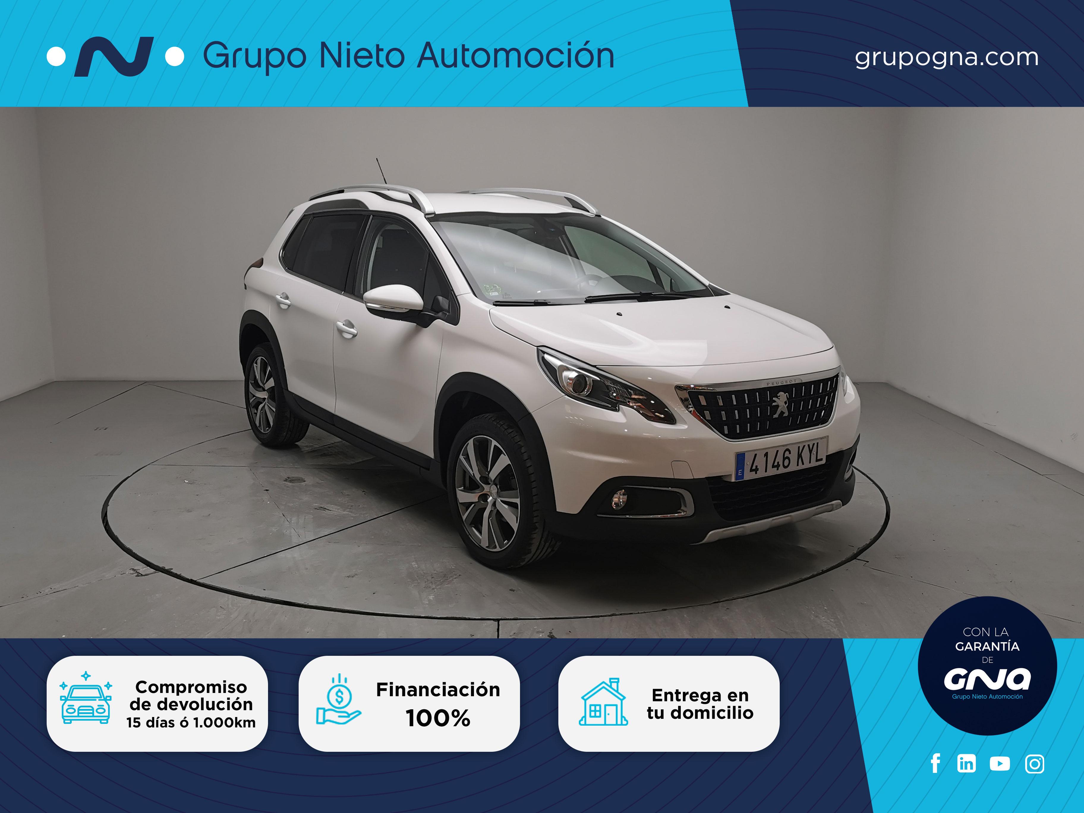 Peugeot 2008 ocasión segunda mano 2019 Diésel por 17.990€ en Málaga