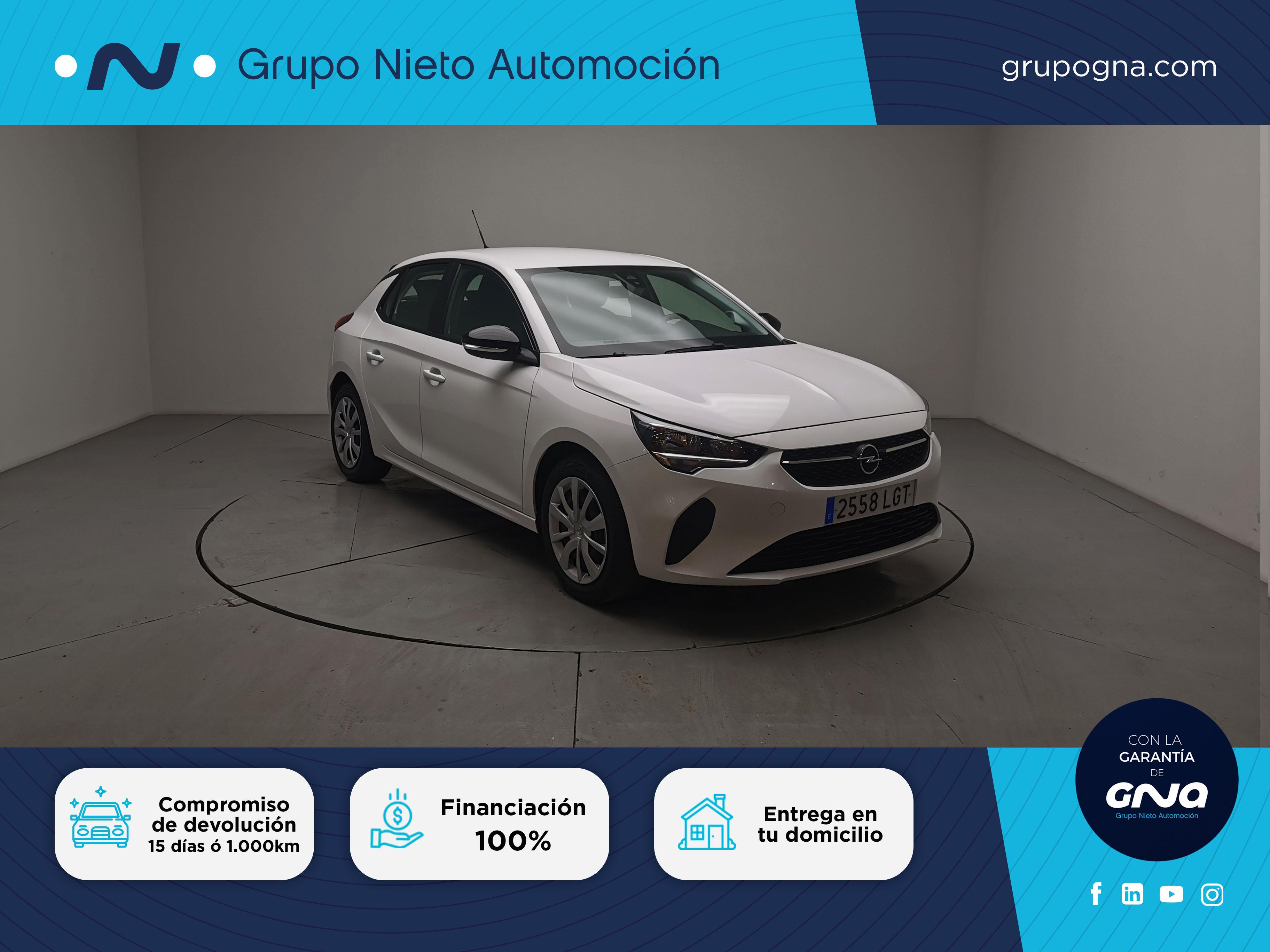 Opel Corsa ocasión segunda mano 2020 Diésel por 15.800€ en Málaga