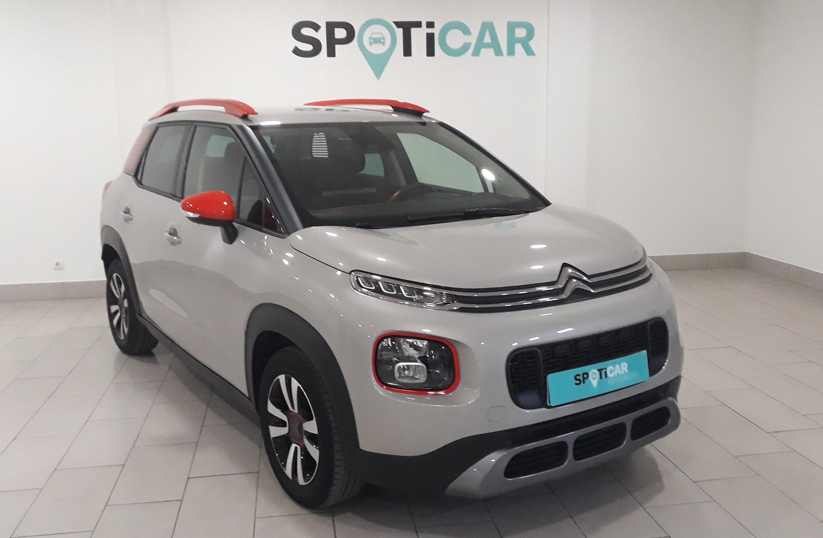Citroën C3 Aircross ocasión segunda mano 2019 Diésel por 17.200€ en Málaga