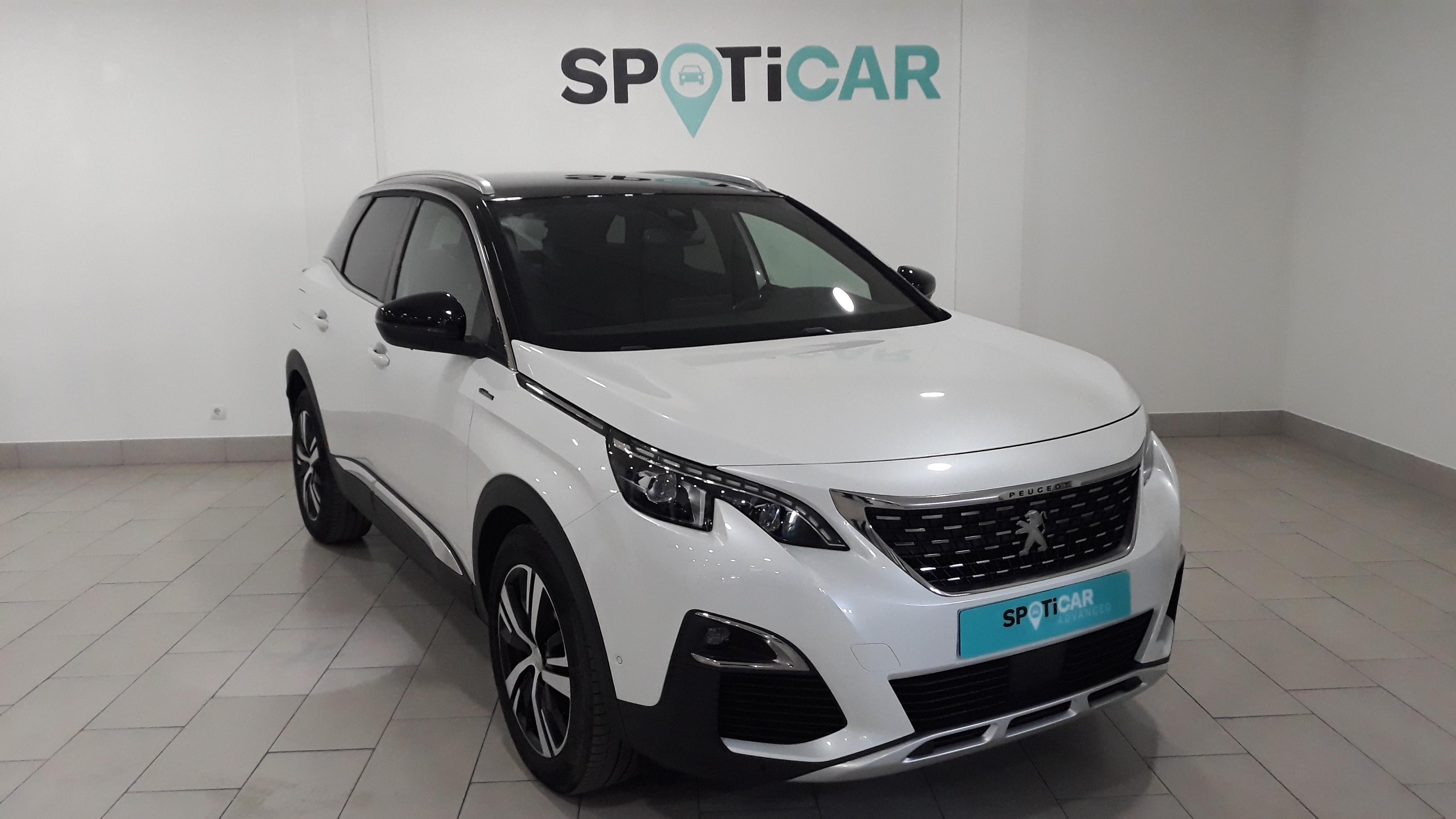 Peugeot 3008 ocasión segunda mano 2017 Diésel por 22.800€ en Málaga