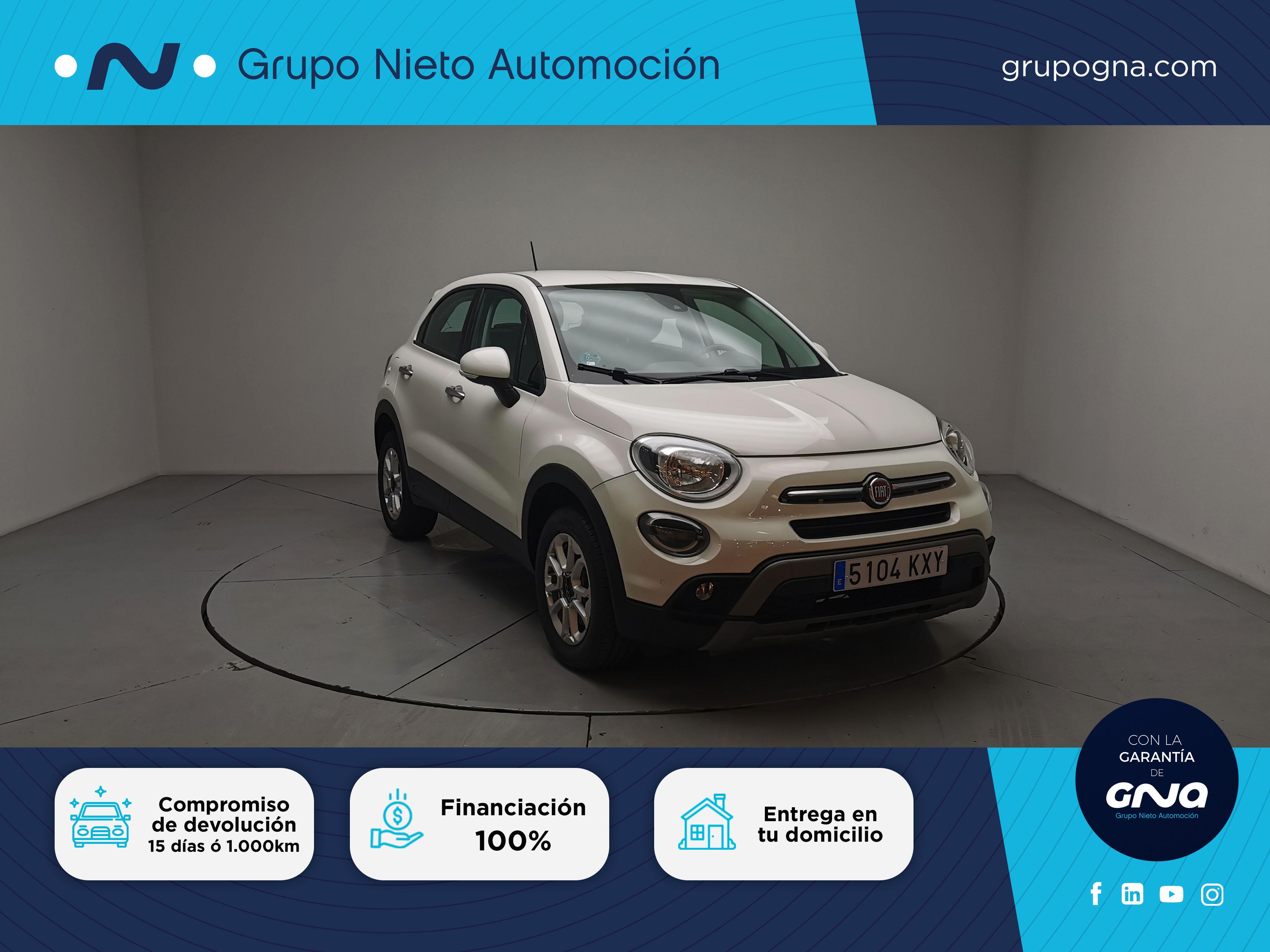 Fiat 500X ocasión segunda mano 2019 Gasolina por 16.900€ en Málaga