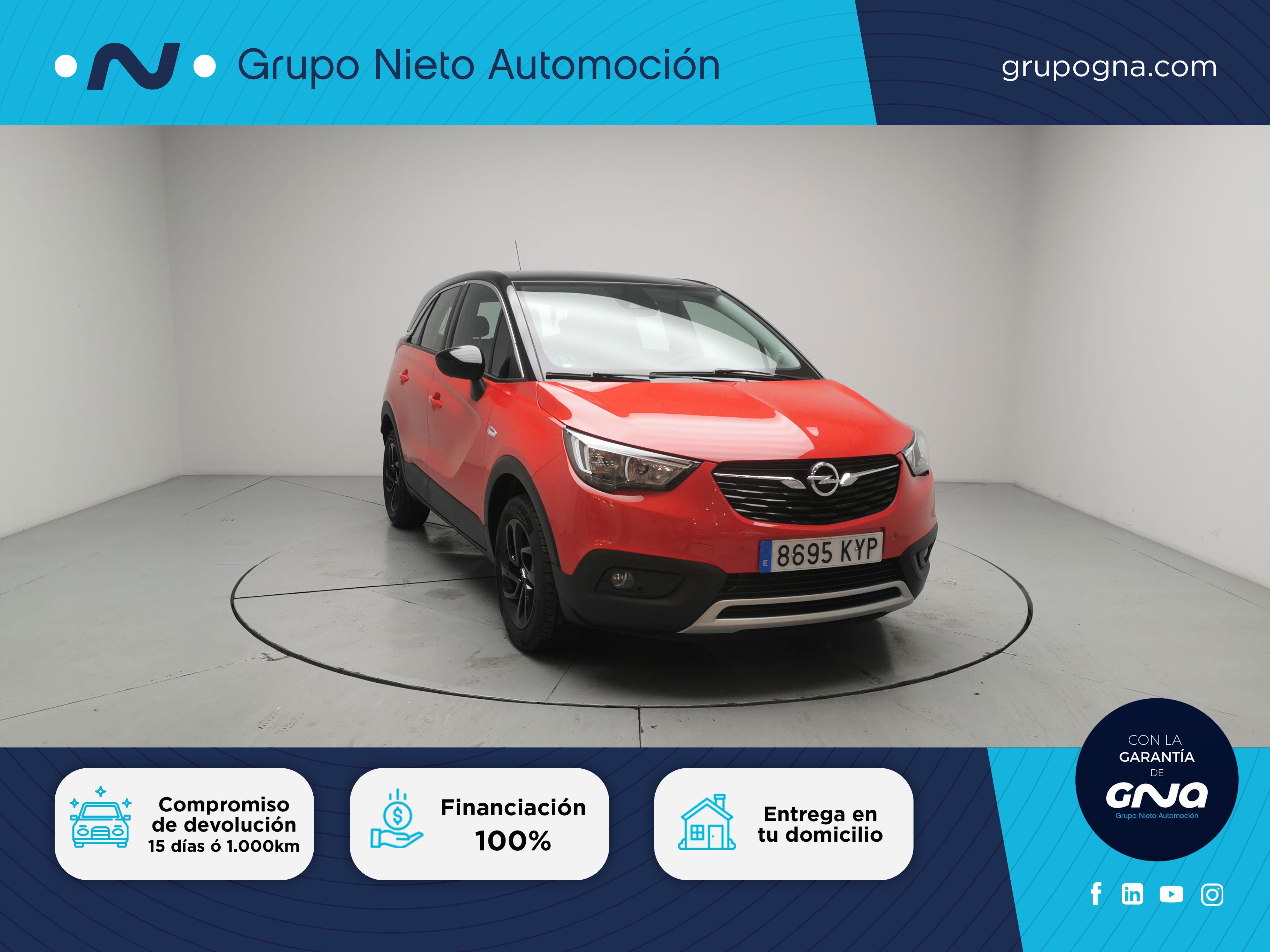 Opel Crossland X ocasión segunda mano 2019 Gasolina por 16.900€ en Málaga