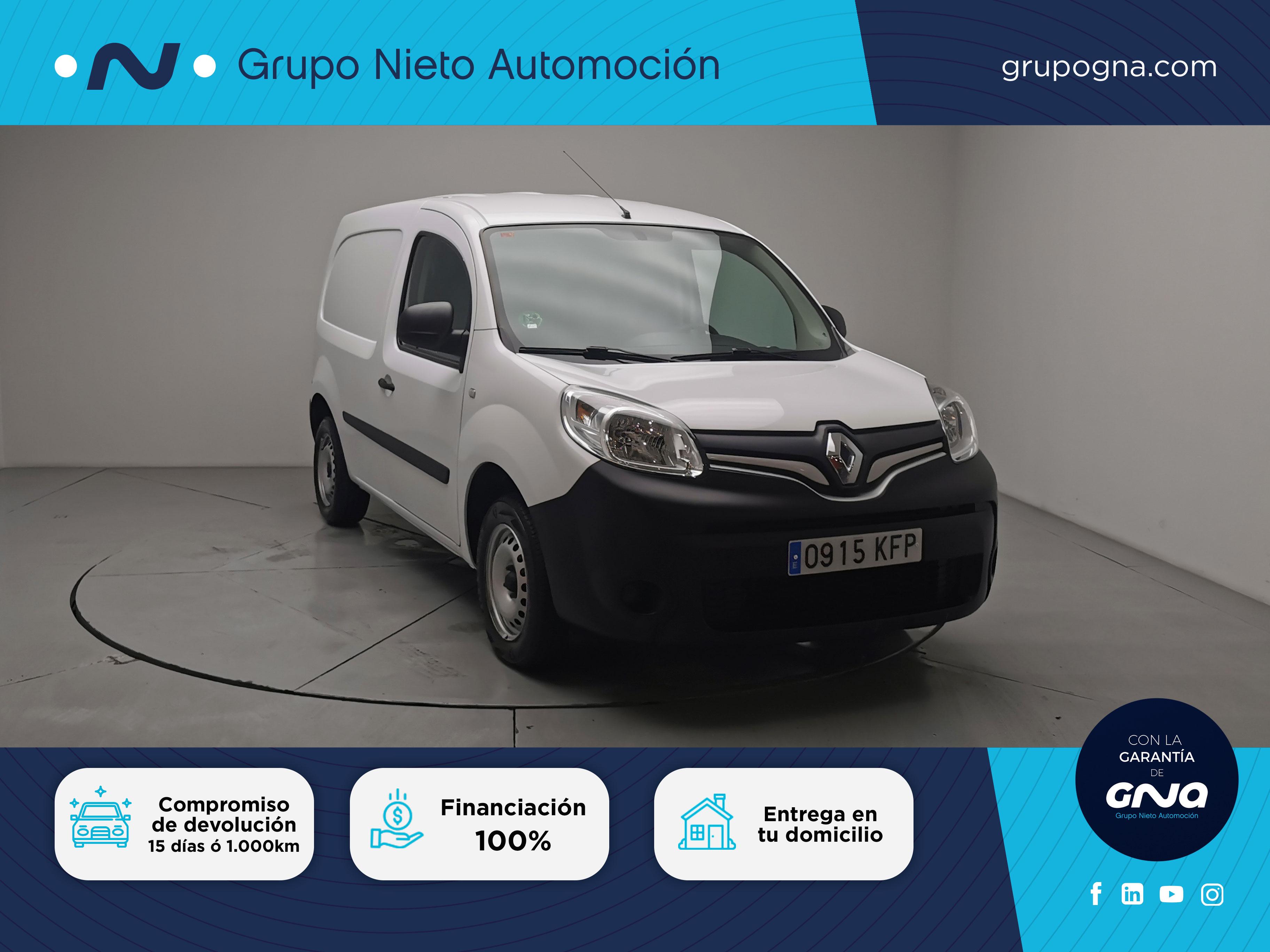 Renault Kangoo ocasión segunda mano 2017 Diésel por 10.500€ en Málaga
