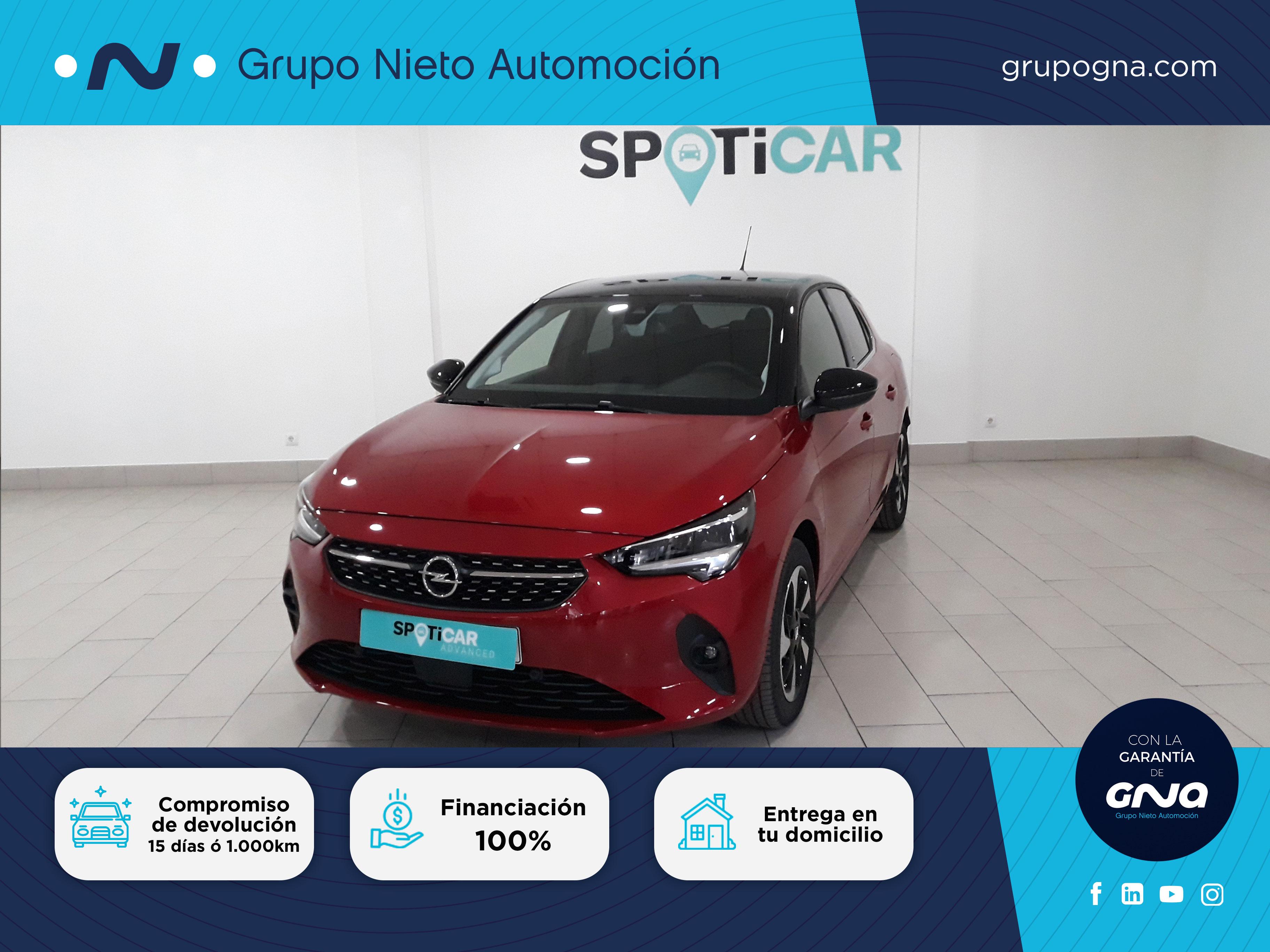 Opel Corsa ocasión segunda mano 2021 Gasolina por 31.500€ en Málaga