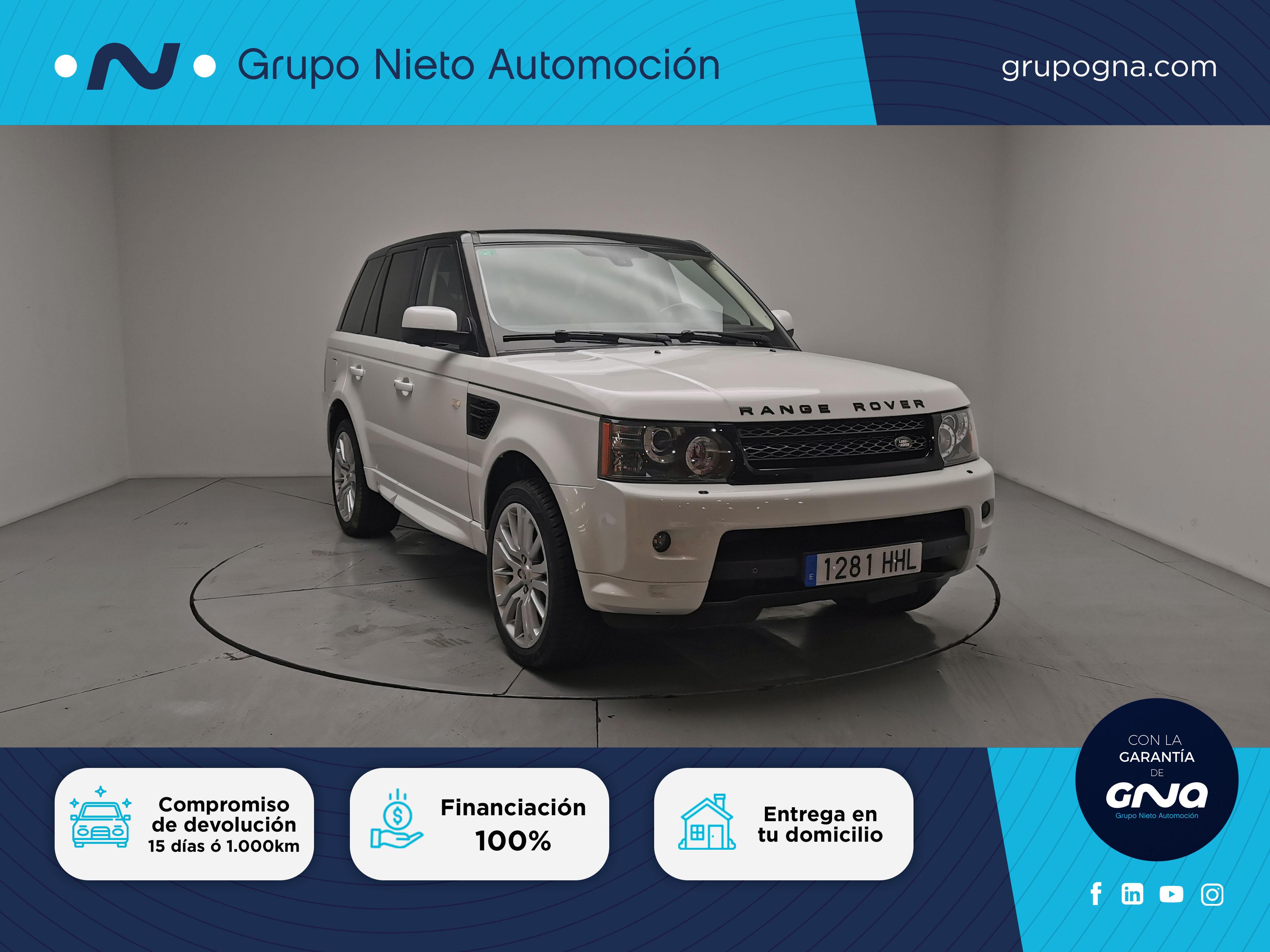 Land Rover Range Rover Sport ocasión segunda mano 2011 Diésel por 20.900€ en Málaga